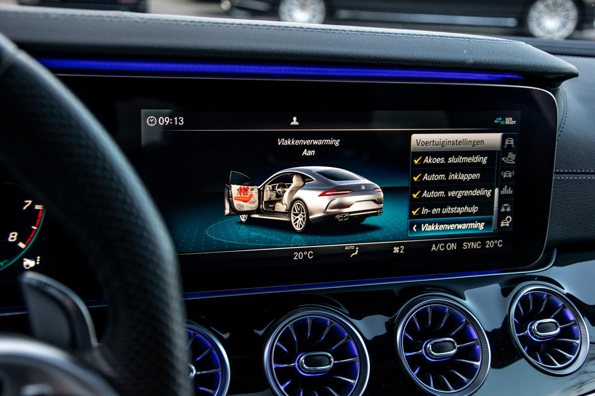 """Mercedes-Benz AMG GT 4-Door Coupe 43 4M+ 21""""/Performance Uitlaat/Massage/Rij-assist/Keyless/Burmester/5-persoons Aut9 Foto 42"""