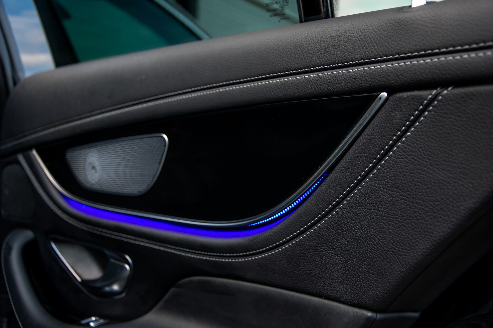 """Mercedes-Benz AMG GT 4-Door Coupe 43 4M+ 21""""/Performance Uitlaat/Massage/Rij-assist/Keyless/Burmester/5-persoons Aut9 Foto 50"""