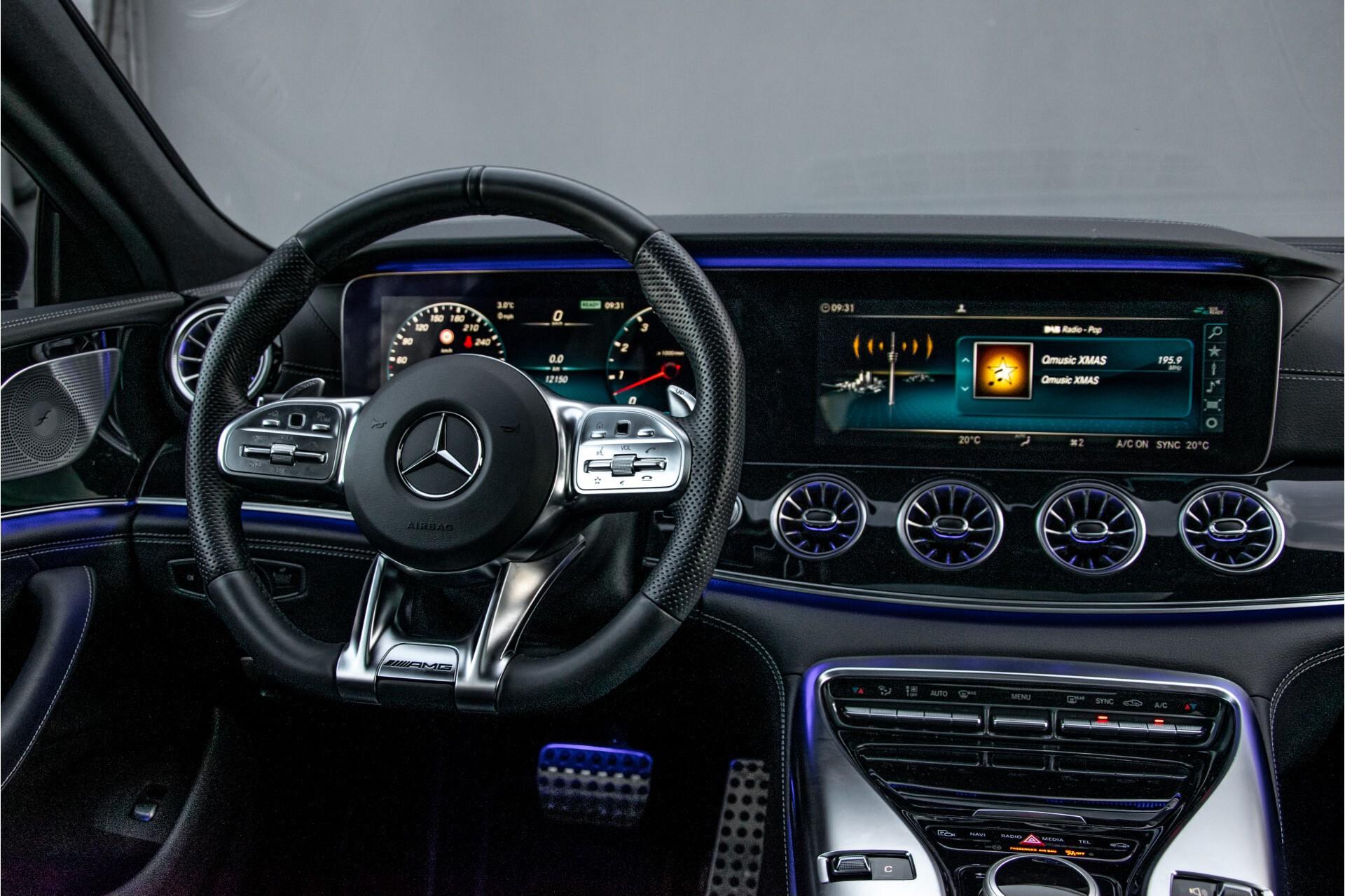 """Mercedes-Benz AMG GT 4-Door Coupe 43 4M+ 21""""/Performance Uitlaat/Massage/Rij-assist/Keyless/Burmester/5-persoons Aut9 Foto 6"""