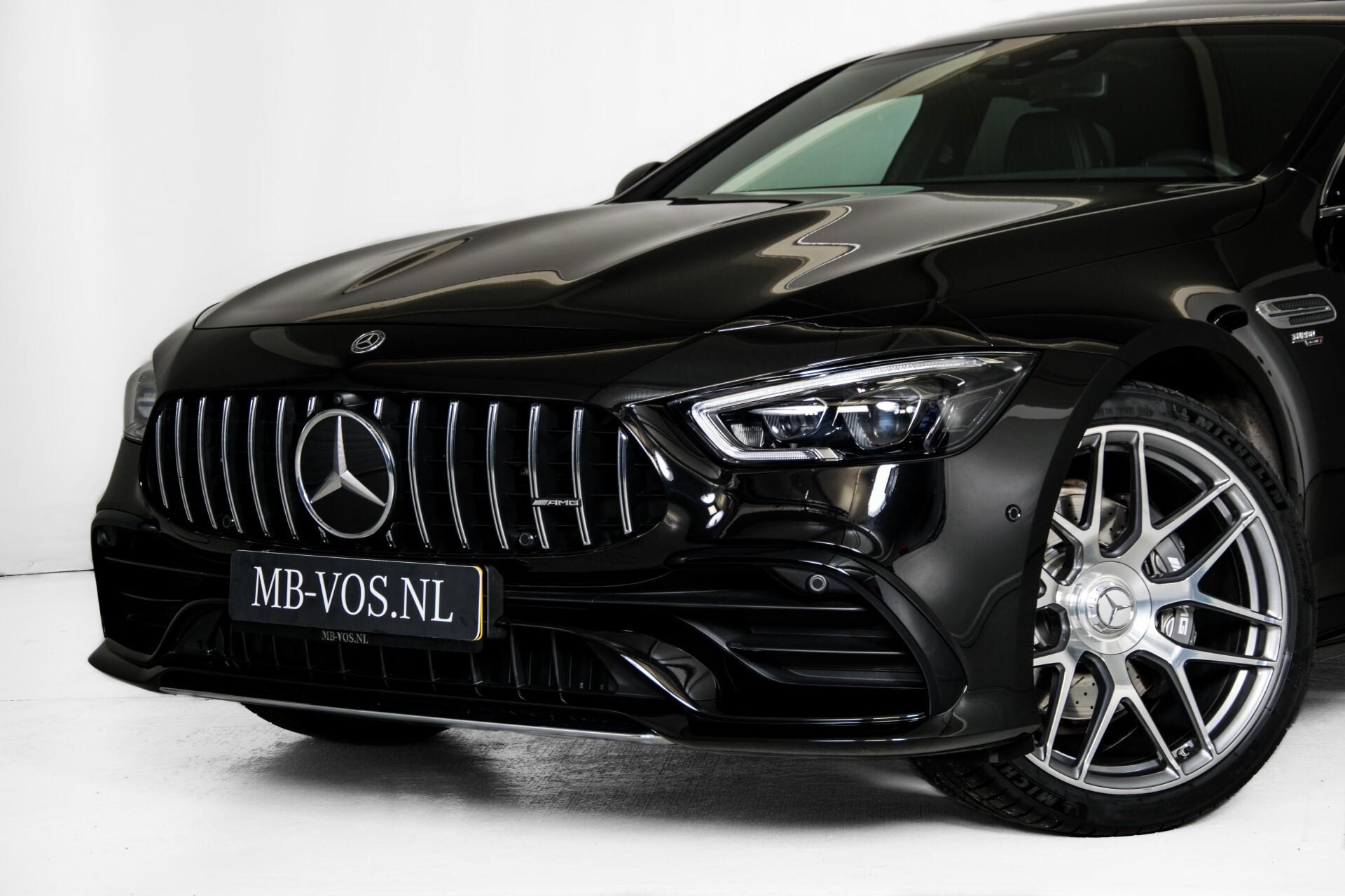 """Mercedes-Benz AMG GT 4-Door Coupe 43 4M+ 21""""/Performance Uitlaat/Massage/Rij-assist/Keyless/Burmester/5-persoons Aut9 Foto 61"""