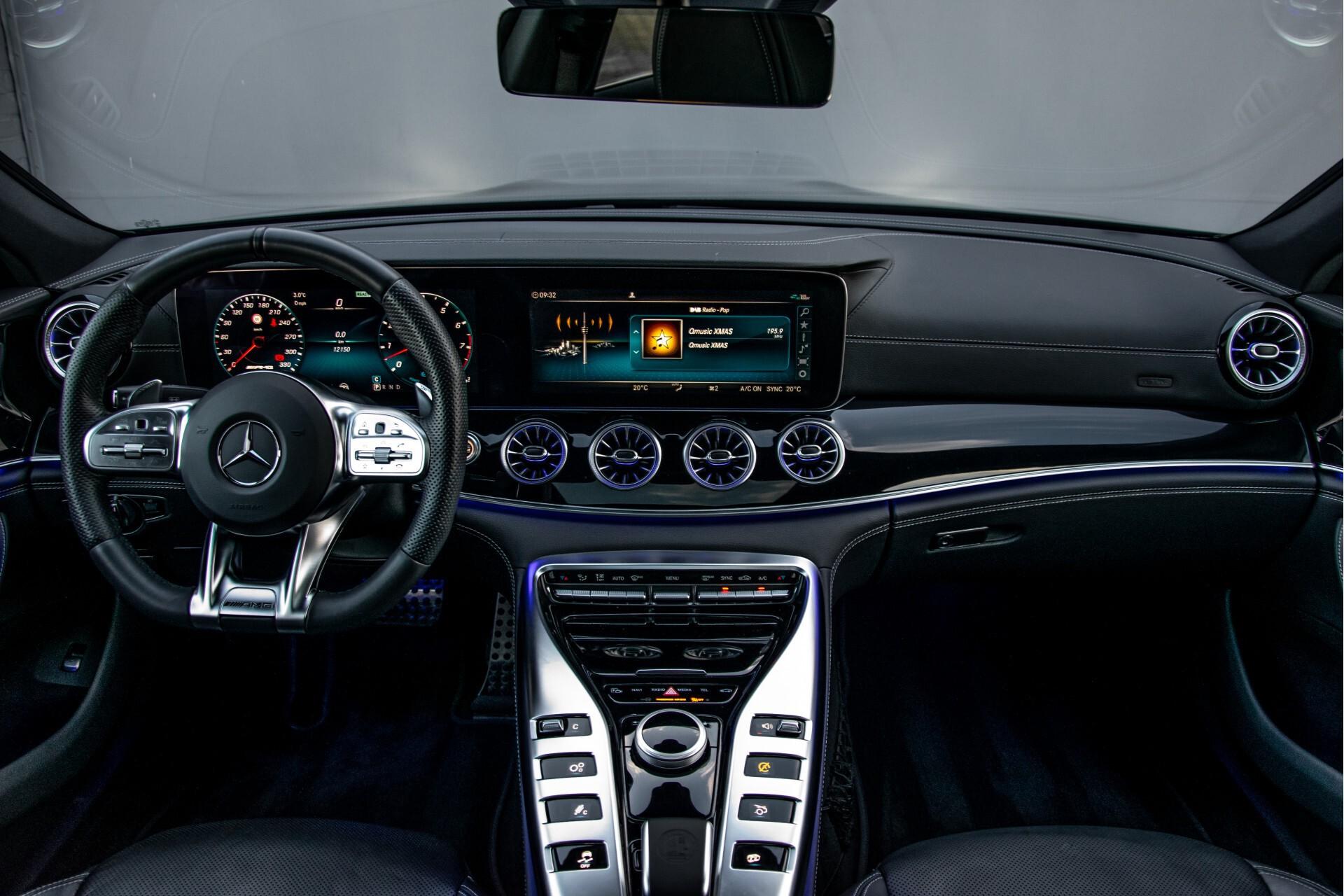 """Mercedes-Benz AMG GT 4-Door Coupe 43 4M+ 21""""/Performance Uitlaat/Massage/Rij-assist/Keyless/Burmester/5-persoons Aut9 Foto 7"""