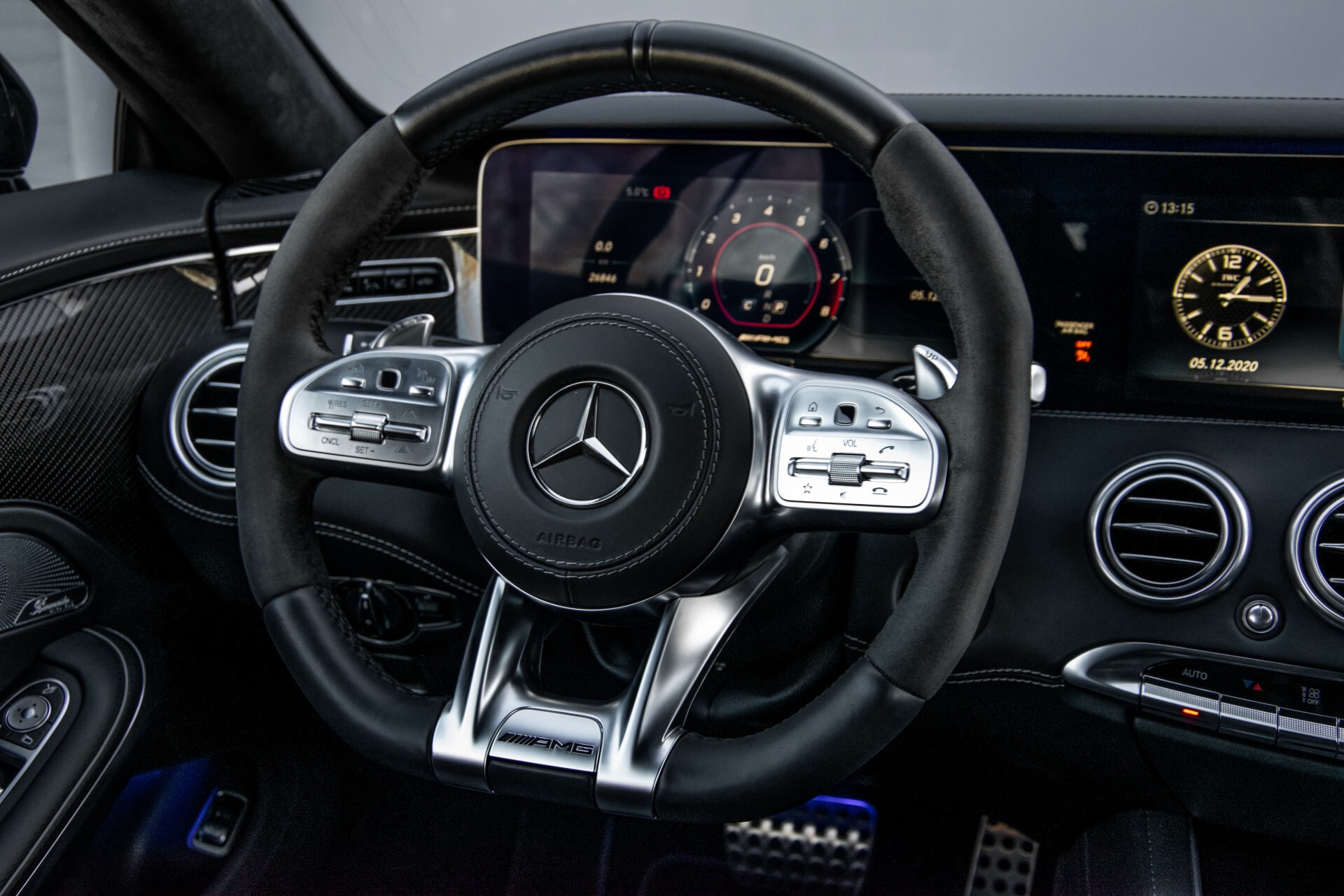 Mercedes-Benz S-Klasse Cabrio 63 AMG 4M+ Keramisch/Burmester High End 3D/Carbon/Driverspack/Blackpack Aut9 Foto 10