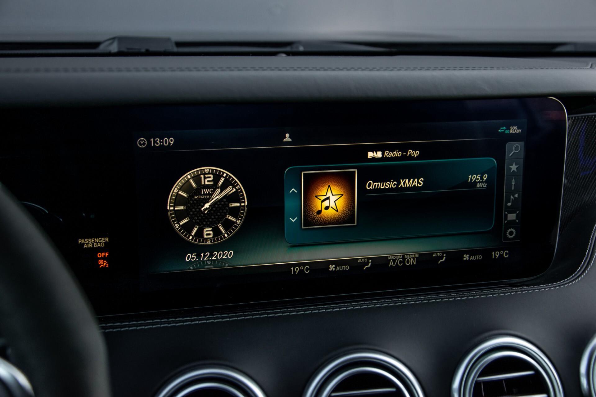 Mercedes-Benz S-Klasse Cabrio 63 AMG 4M+ Keramisch/Burmester High End 3D/Carbon/Driverspack/Blackpack Aut9 Foto 17