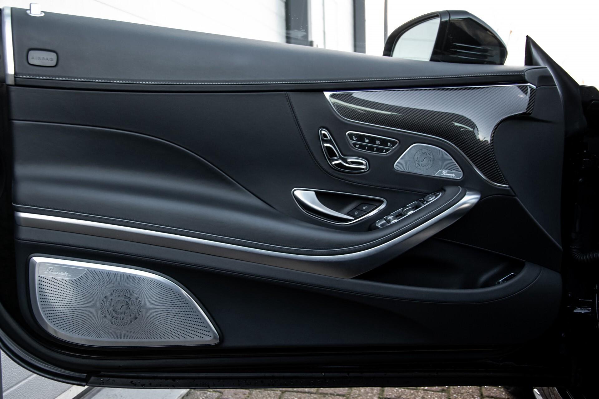 Mercedes-Benz S-Klasse Cabrio 63 AMG 4M+ Keramisch/Burmester High End 3D/Carbon/Driverspack/Blackpack Aut9 Foto 20