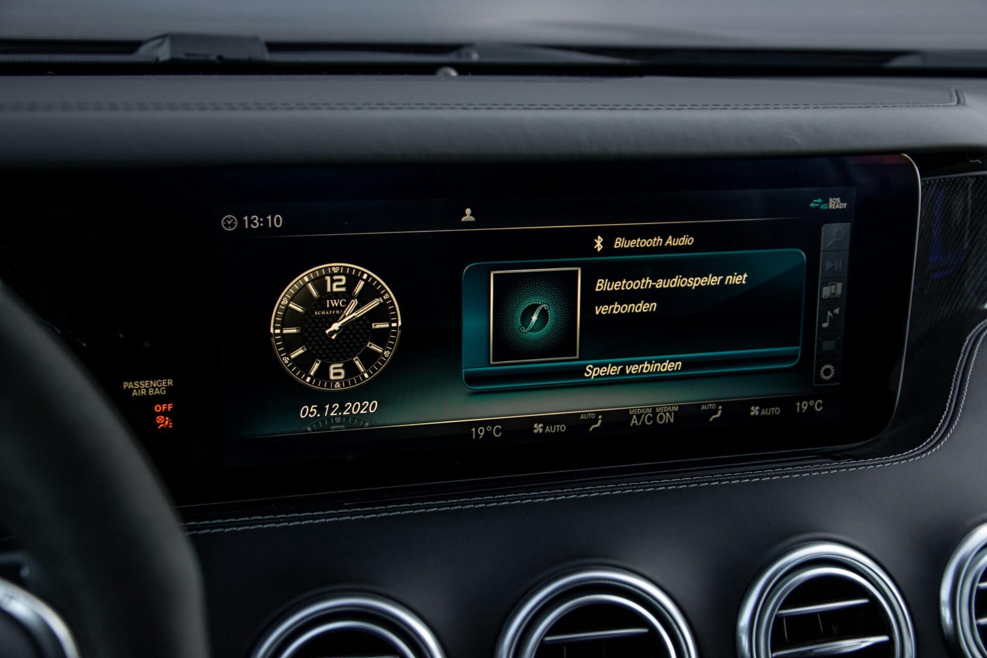 Mercedes-Benz S-Klasse Cabrio 63 AMG 4M+ Keramisch/Burmester High End 3D/Carbon/Driverspack/Blackpack Aut9 Foto 21