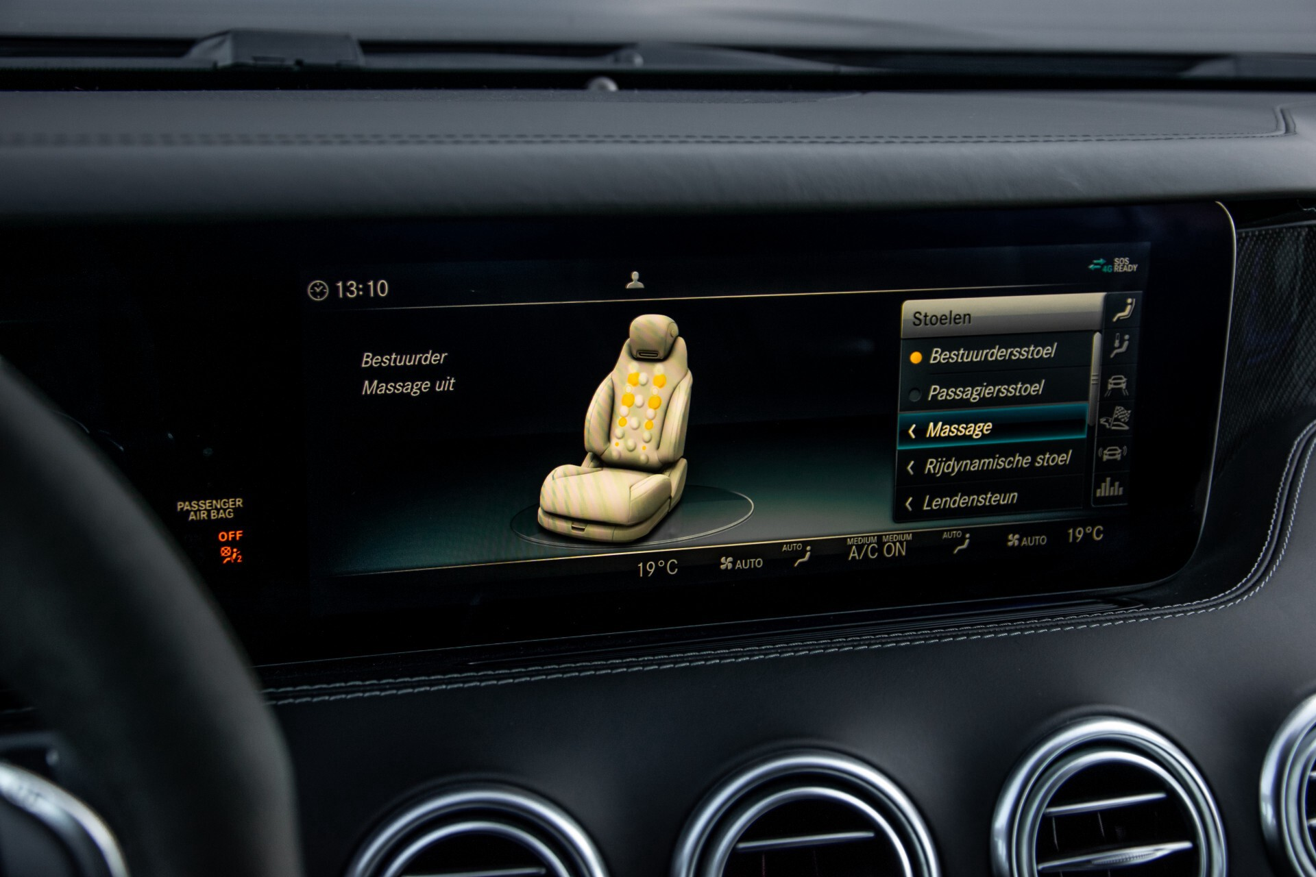 Mercedes-Benz S-Klasse Cabrio 63 AMG 4M+ Keramisch/Burmester High End 3D/Carbon/Driverspack/Blackpack Aut9 Foto 23
