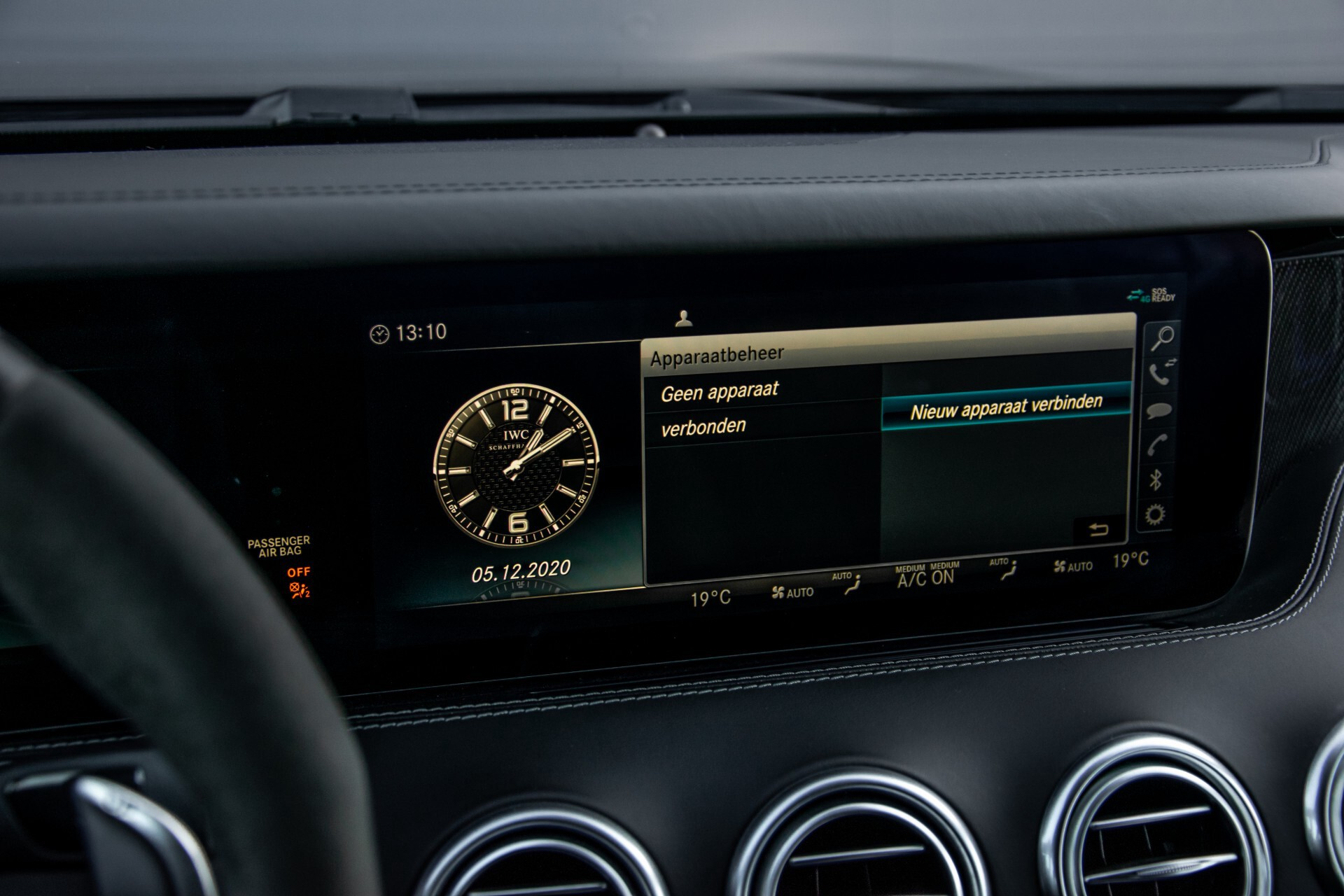 Mercedes-Benz S-Klasse Cabrio 63 AMG 4M+ Keramisch/Burmester High End 3D/Carbon/Driverspack/Blackpack Aut9 Foto 25