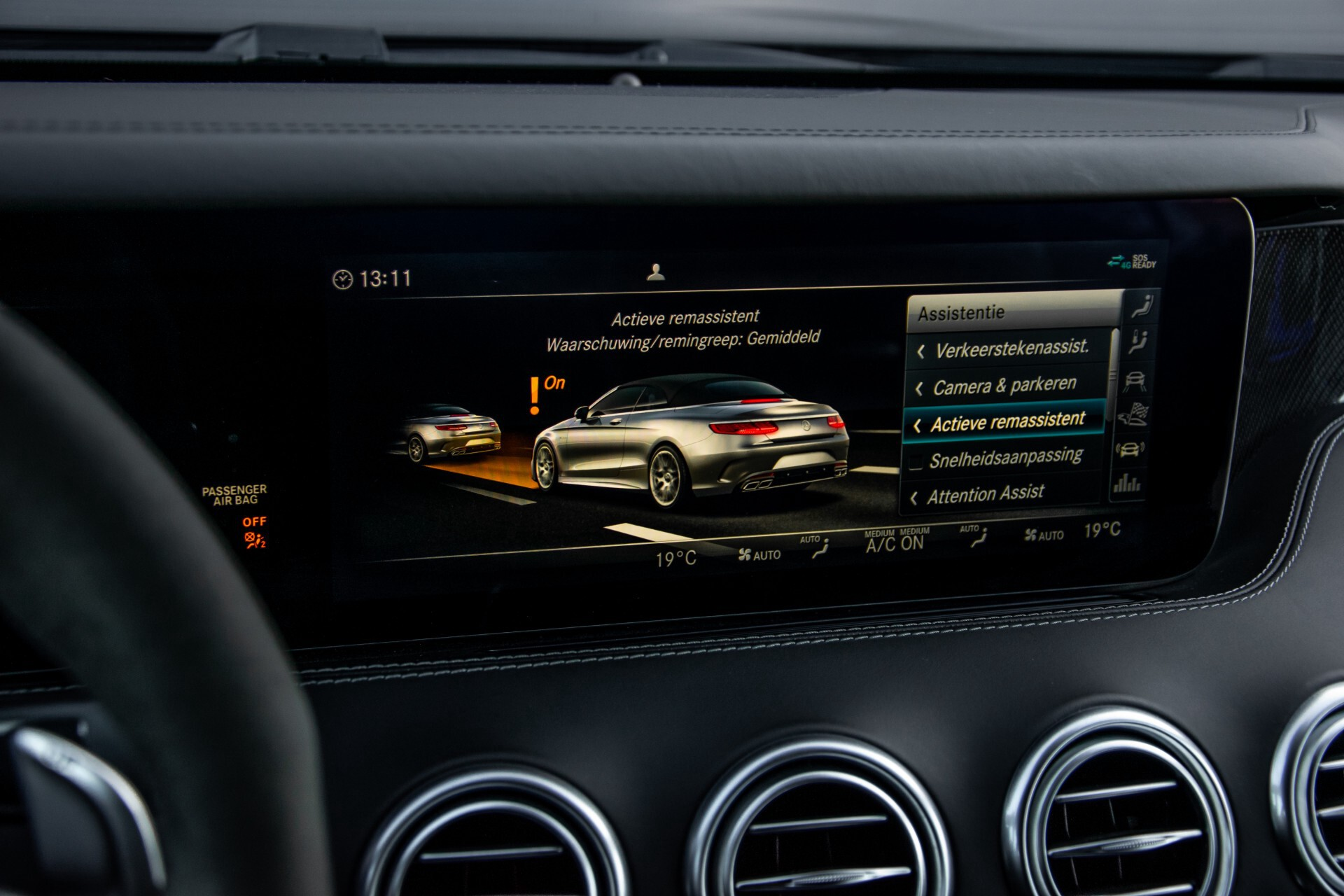 Mercedes-Benz S-Klasse Cabrio 63 AMG 4M+ Keramisch/Burmester High End 3D/Carbon/Driverspack/Blackpack Aut9 Foto 33