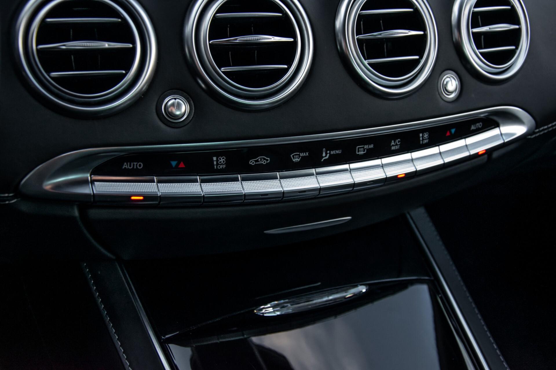 Mercedes-Benz S-Klasse Cabrio 63 AMG 4M+ Keramisch/Burmester High End 3D/Carbon/Driverspack/Blackpack Aut9 Foto 36
