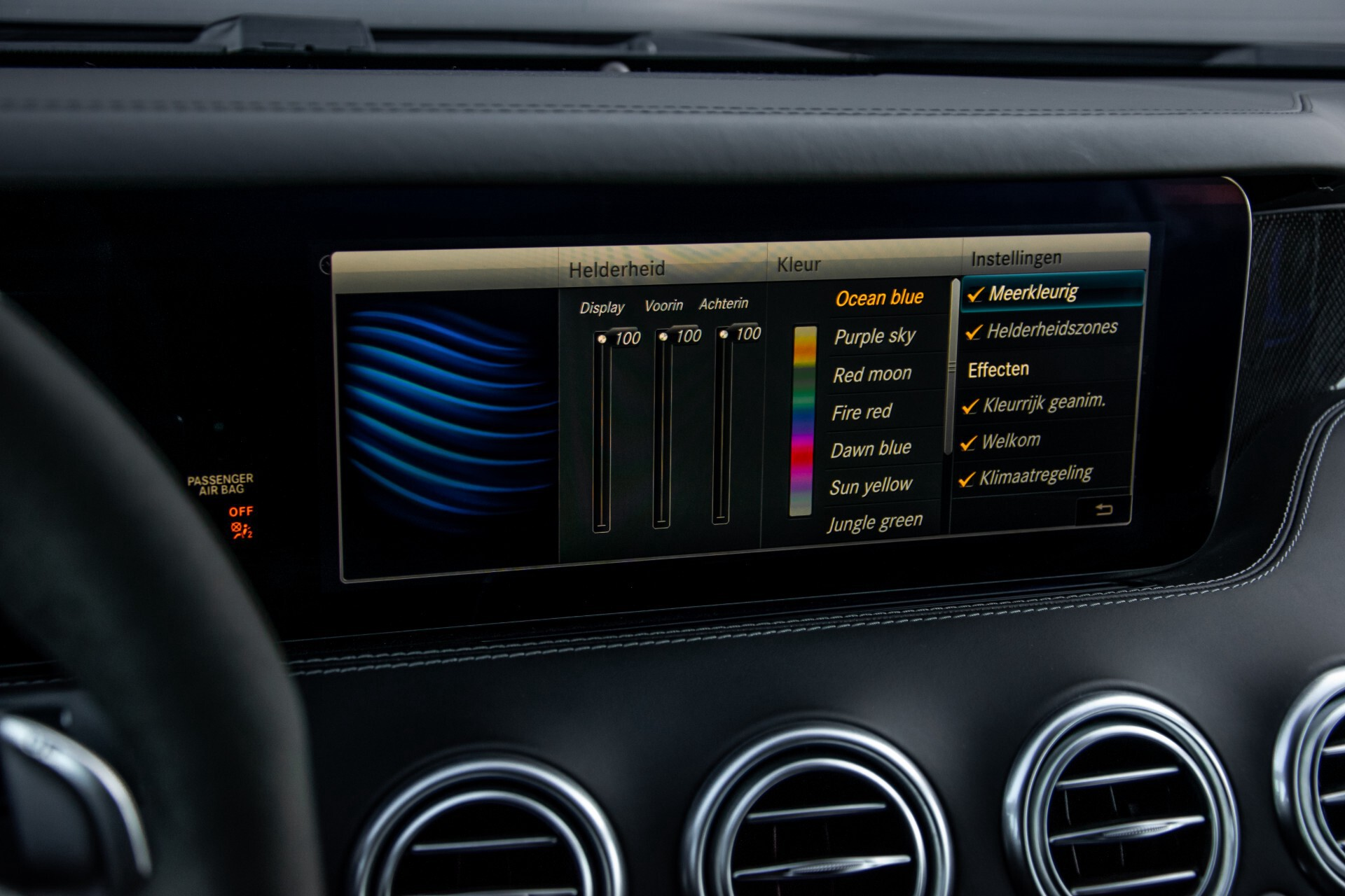 Mercedes-Benz S-Klasse Cabrio 63 AMG 4M+ Keramisch/Burmester High End 3D/Carbon/Driverspack/Blackpack Aut9 Foto 37