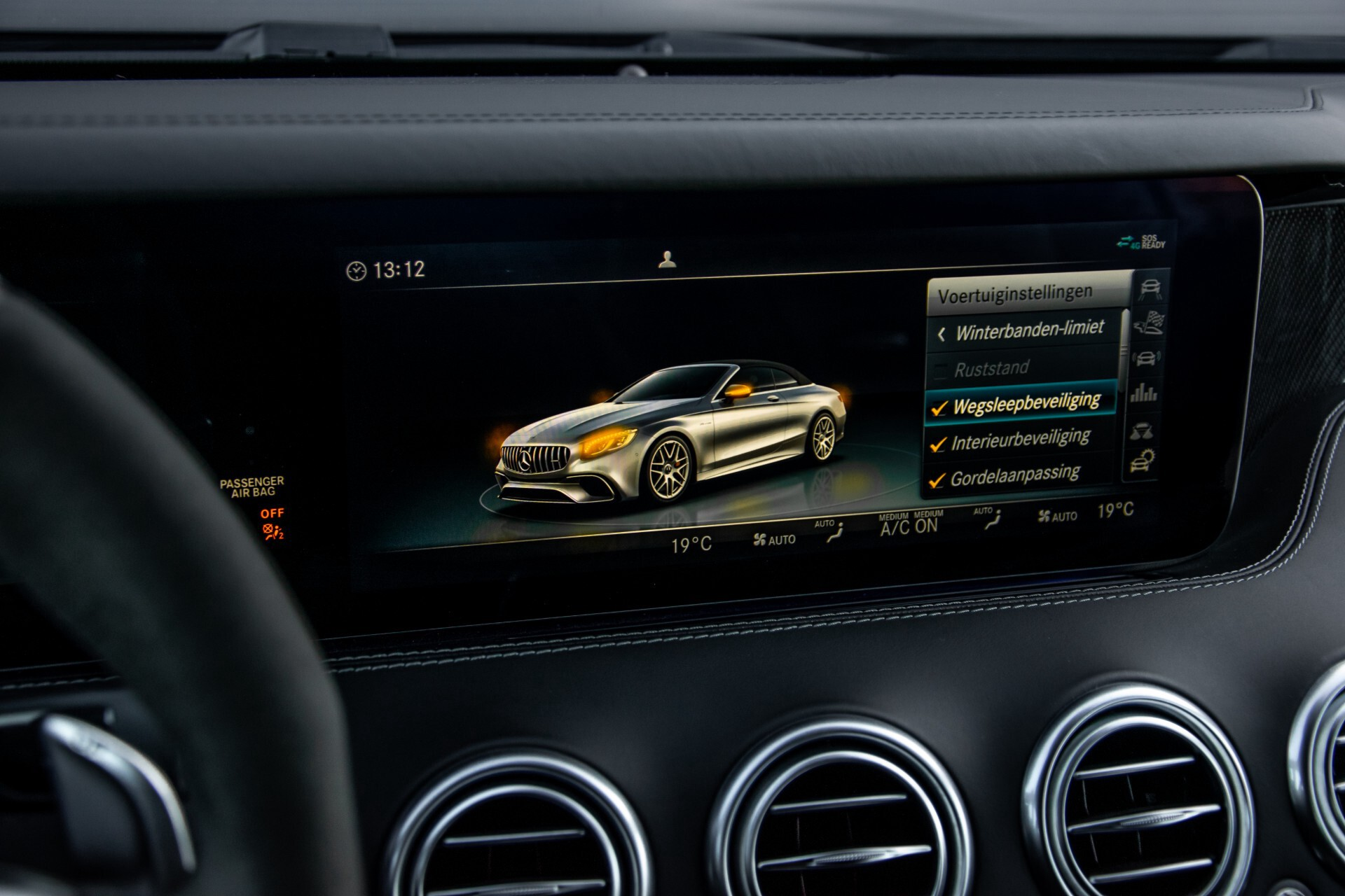 Mercedes-Benz S-Klasse Cabrio 63 AMG 4M+ Keramisch/Burmester High End 3D/Carbon/Driverspack/Blackpack Aut9 Foto 39