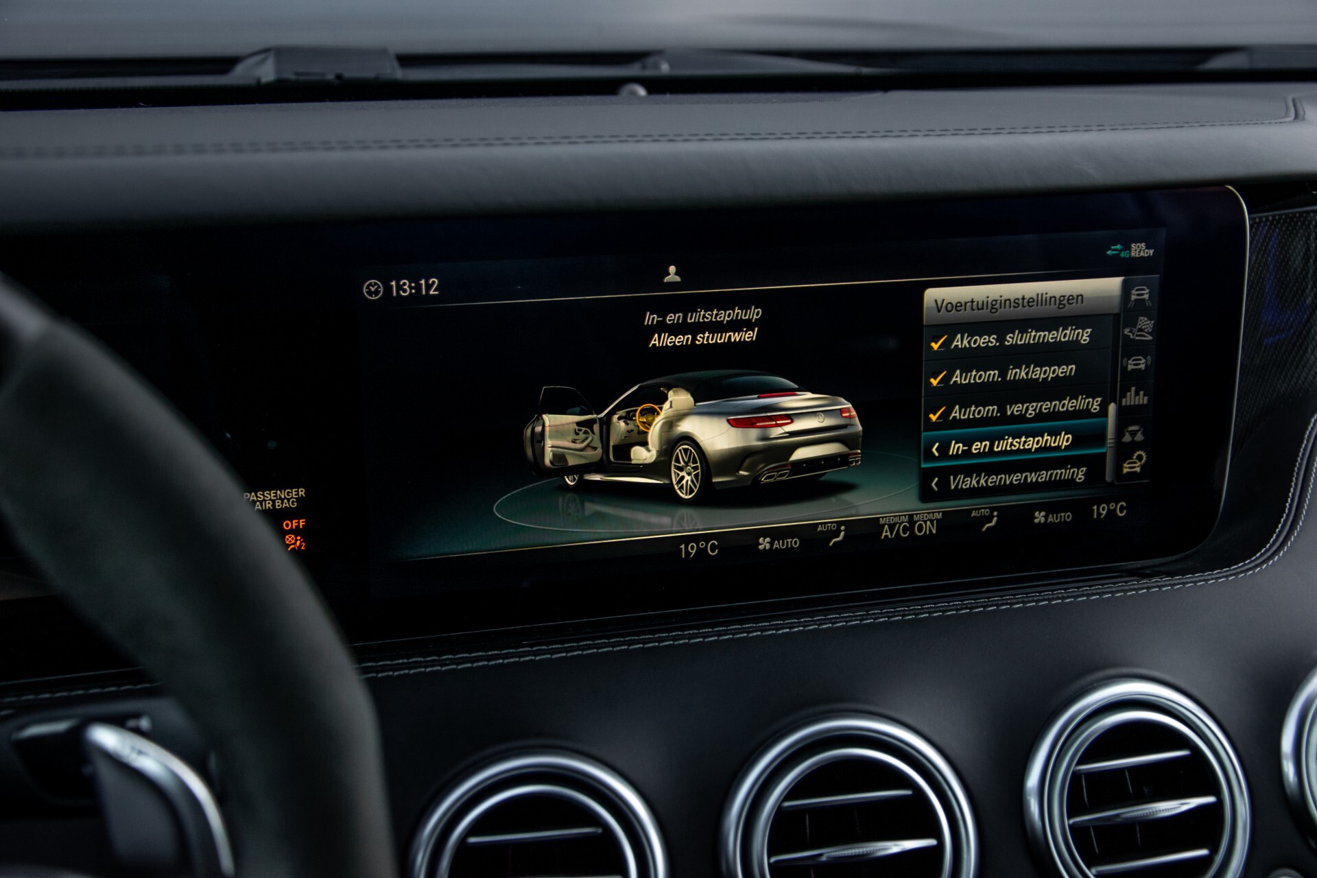 Mercedes-Benz S-Klasse Cabrio 63 AMG 4M+ Keramisch/Burmester High End 3D/Carbon/Driverspack/Blackpack Aut9 Foto 43