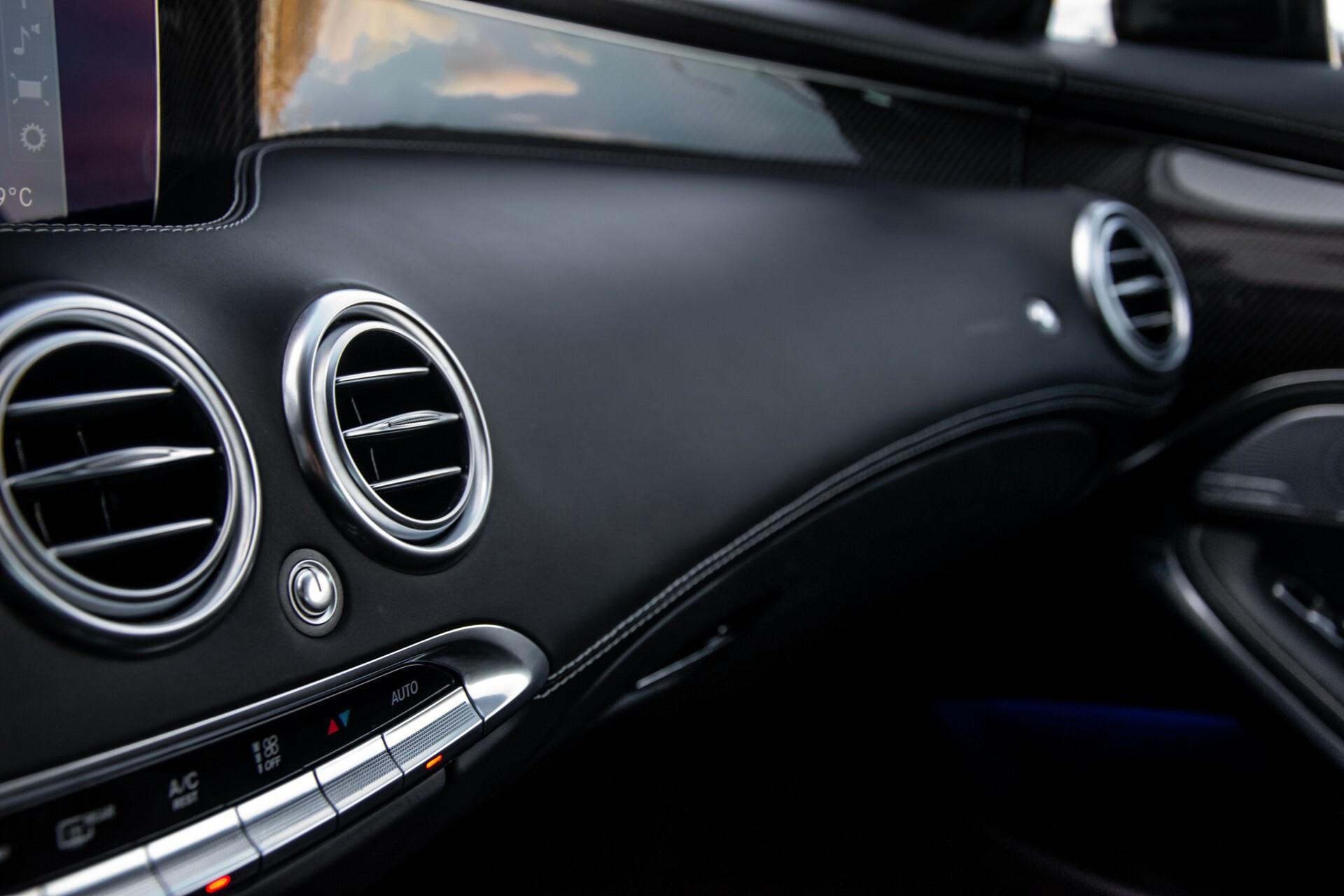 Mercedes-Benz S-Klasse Cabrio 63 AMG 4M+ Keramisch/Burmester High End 3D/Carbon/Driverspack/Blackpack Aut9 Foto 45