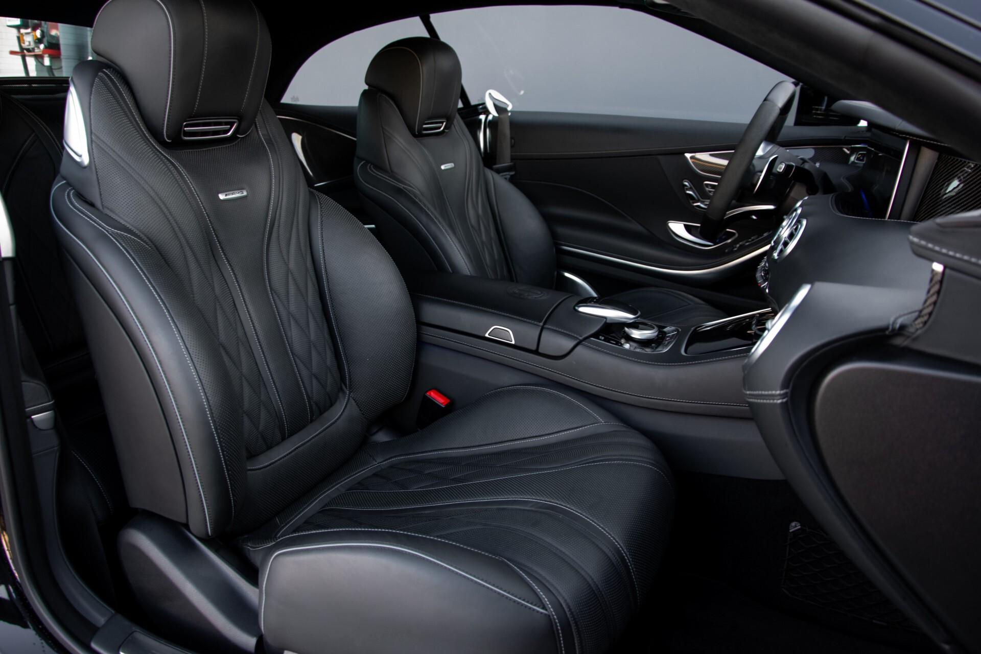 Mercedes-Benz S-Klasse Cabrio 63 AMG 4M+ Keramisch/Burmester High End 3D/Carbon/Driverspack/Blackpack Aut9 Foto 5