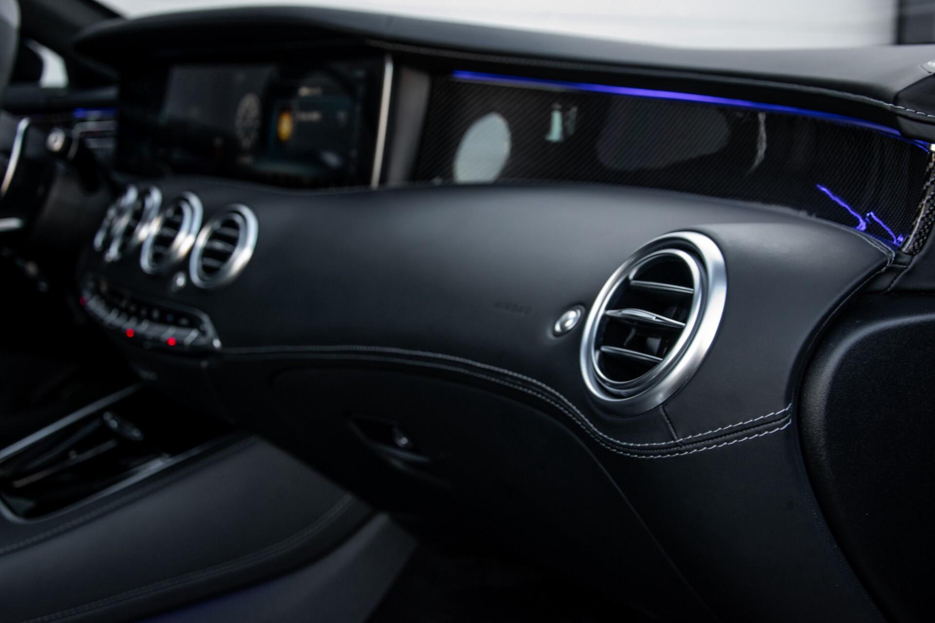 Mercedes-Benz S-Klasse Cabrio 63 AMG 4M+ Keramisch/Burmester High End 3D/Carbon/Driverspack/Blackpack Aut9 Foto 50