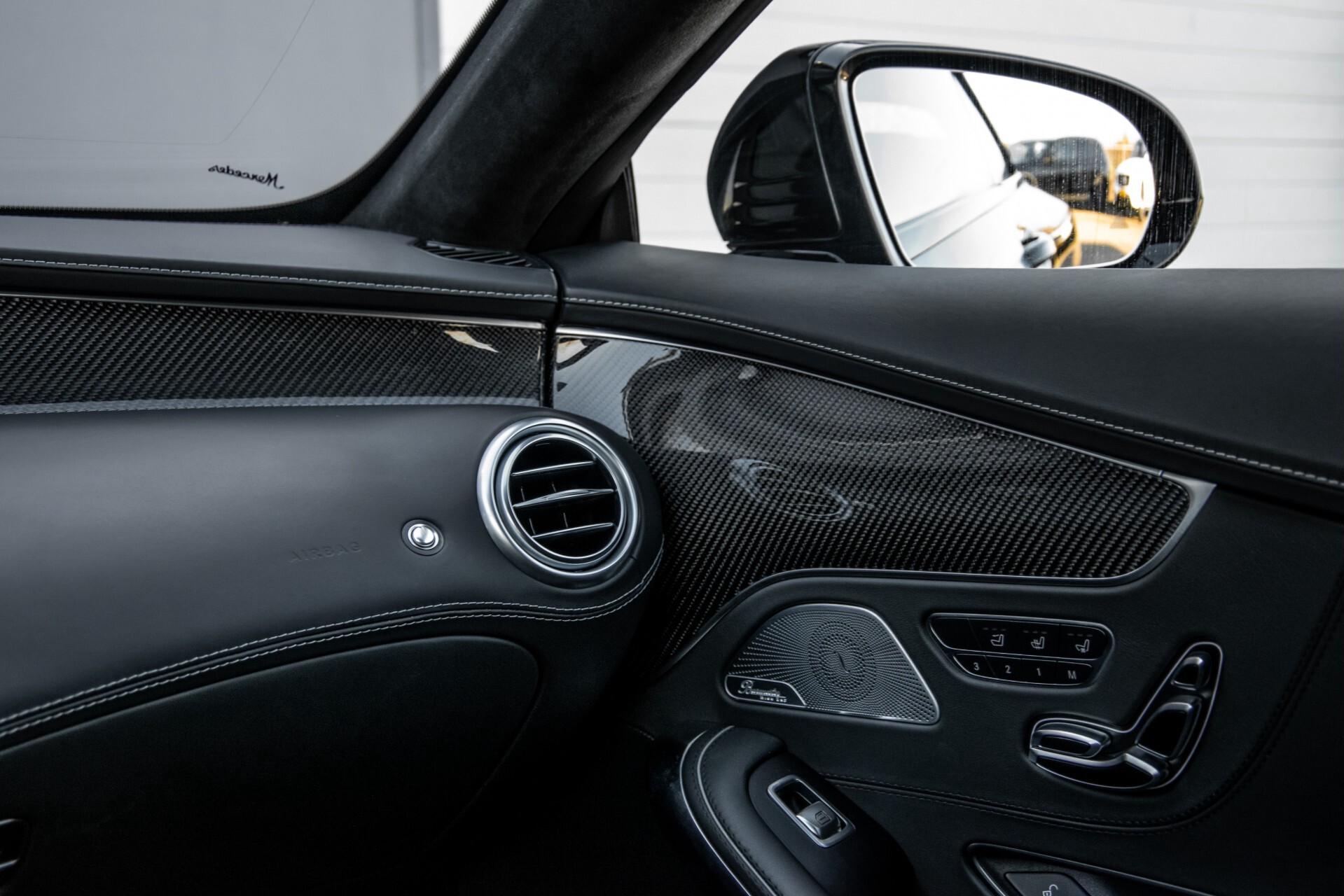 Mercedes-Benz S-Klasse Cabrio 63 AMG 4M+ Keramisch/Burmester High End 3D/Carbon/Driverspack/Blackpack Aut9 Foto 56