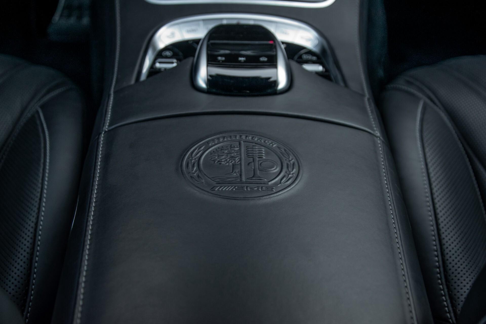 Mercedes-Benz S-Klasse Cabrio 63 AMG 4M+ Keramisch/Burmester High End 3D/Carbon/Driverspack/Blackpack Aut9 Foto 57