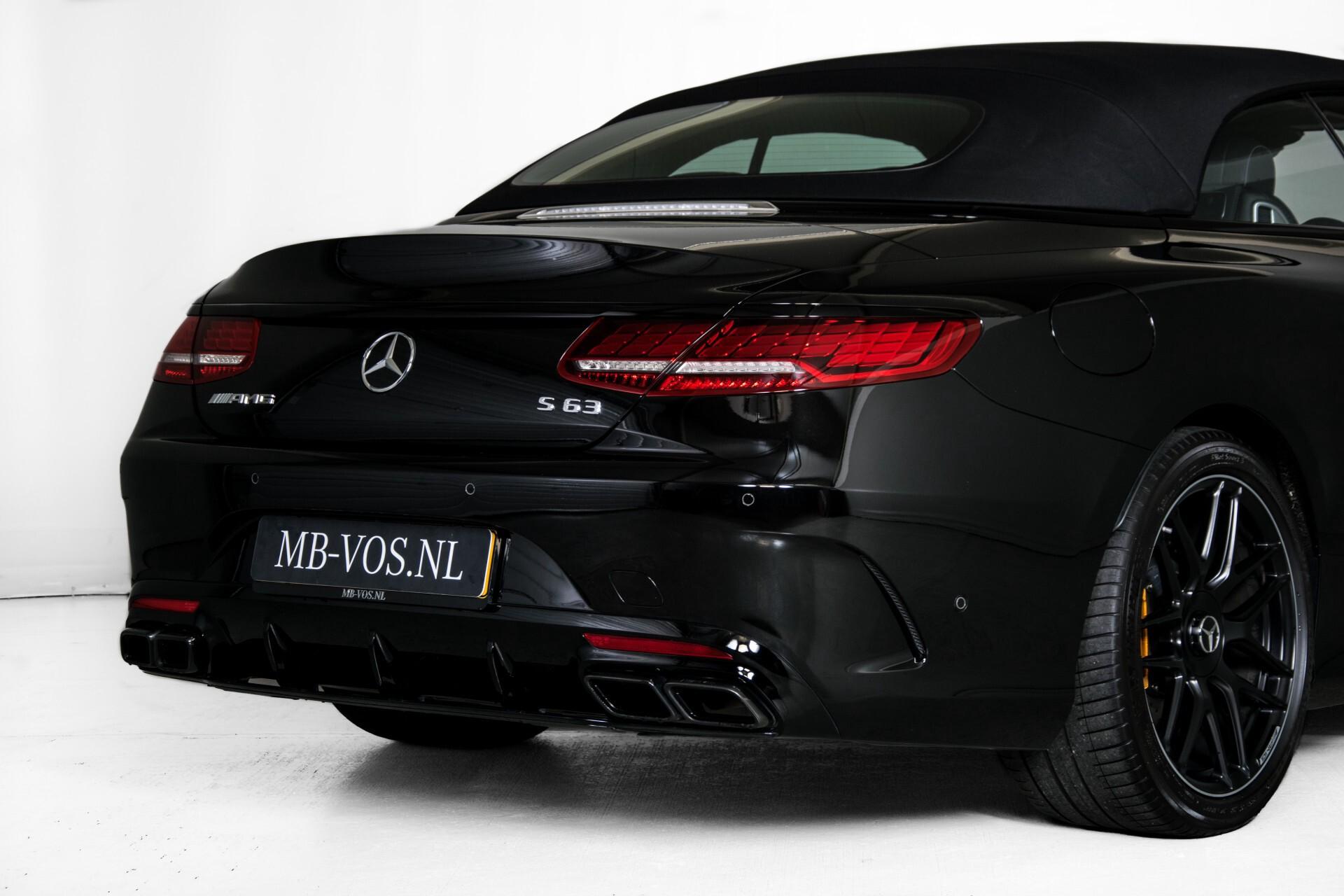 Mercedes-Benz S-Klasse Cabrio 63 AMG 4M+ Keramisch/Burmester High End 3D/Carbon/Driverspack/Blackpack Aut9 Foto 63
