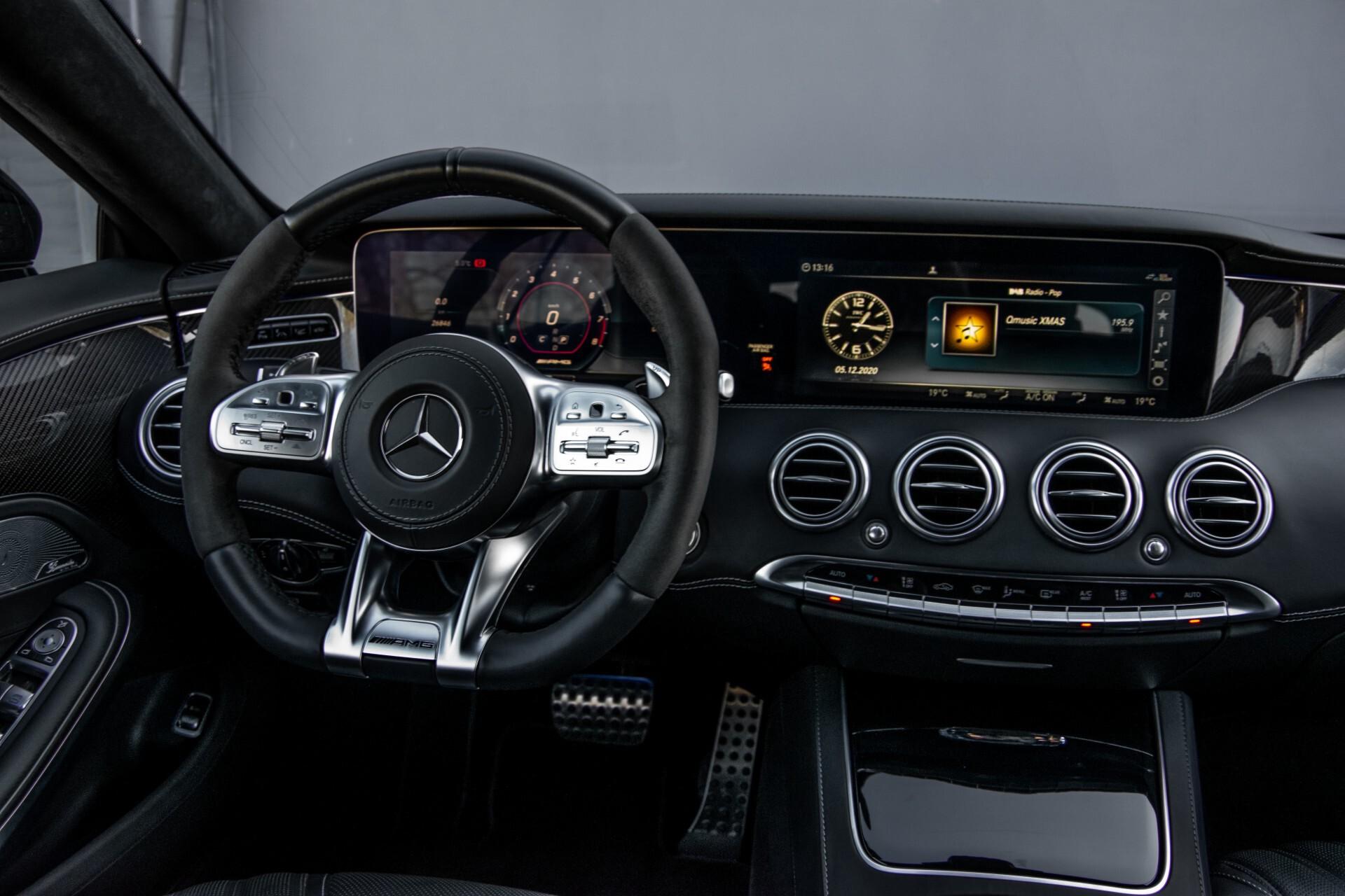 Mercedes-Benz S-Klasse Cabrio 63 AMG 4M+ Keramisch/Burmester High End 3D/Carbon/Driverspack/Blackpack Aut9 Foto 8