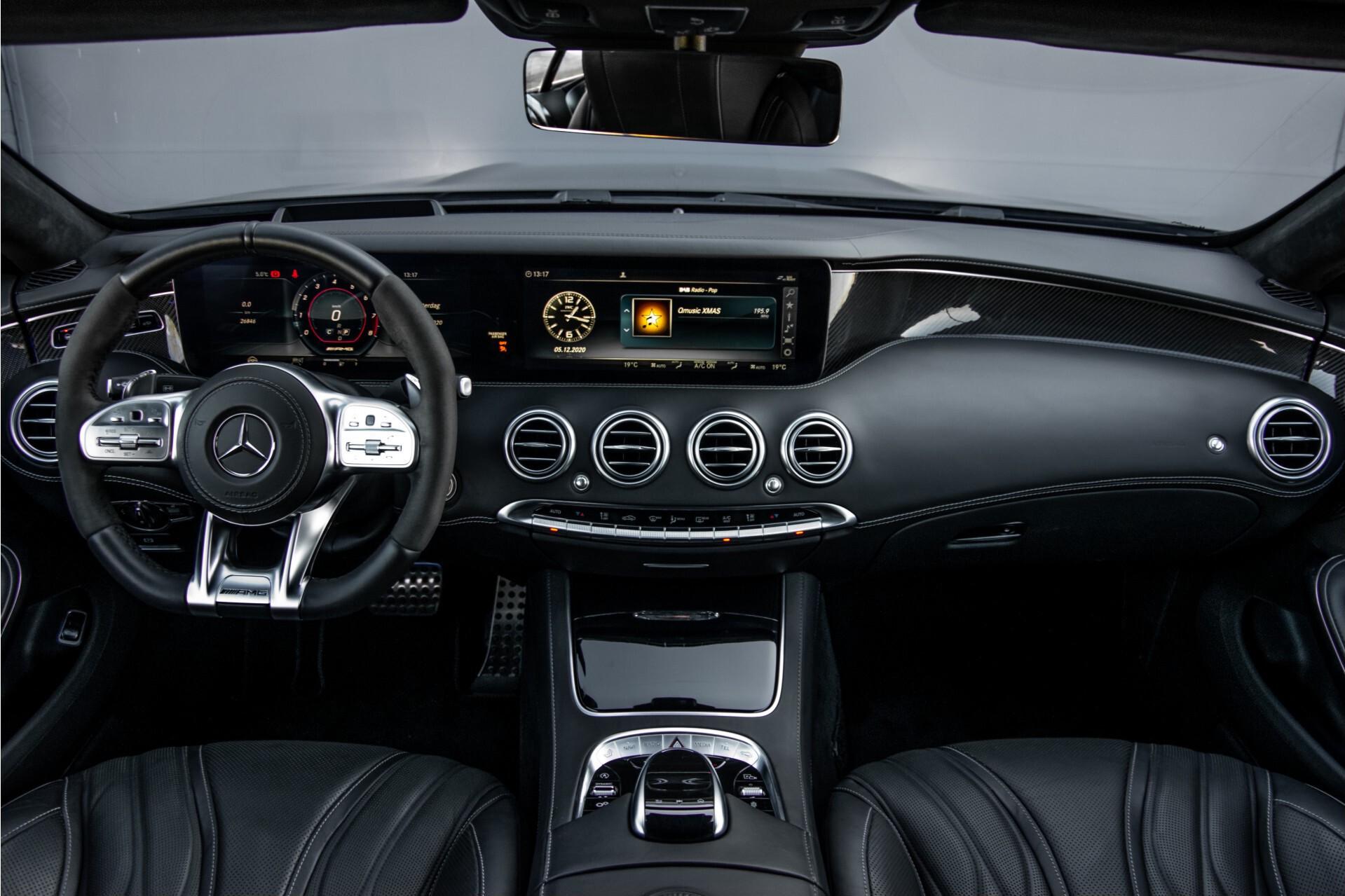 Mercedes-Benz S-Klasse Cabrio 63 AMG 4M+ Keramisch/Burmester High End 3D/Carbon/Driverspack/Blackpack Aut9 Foto 9