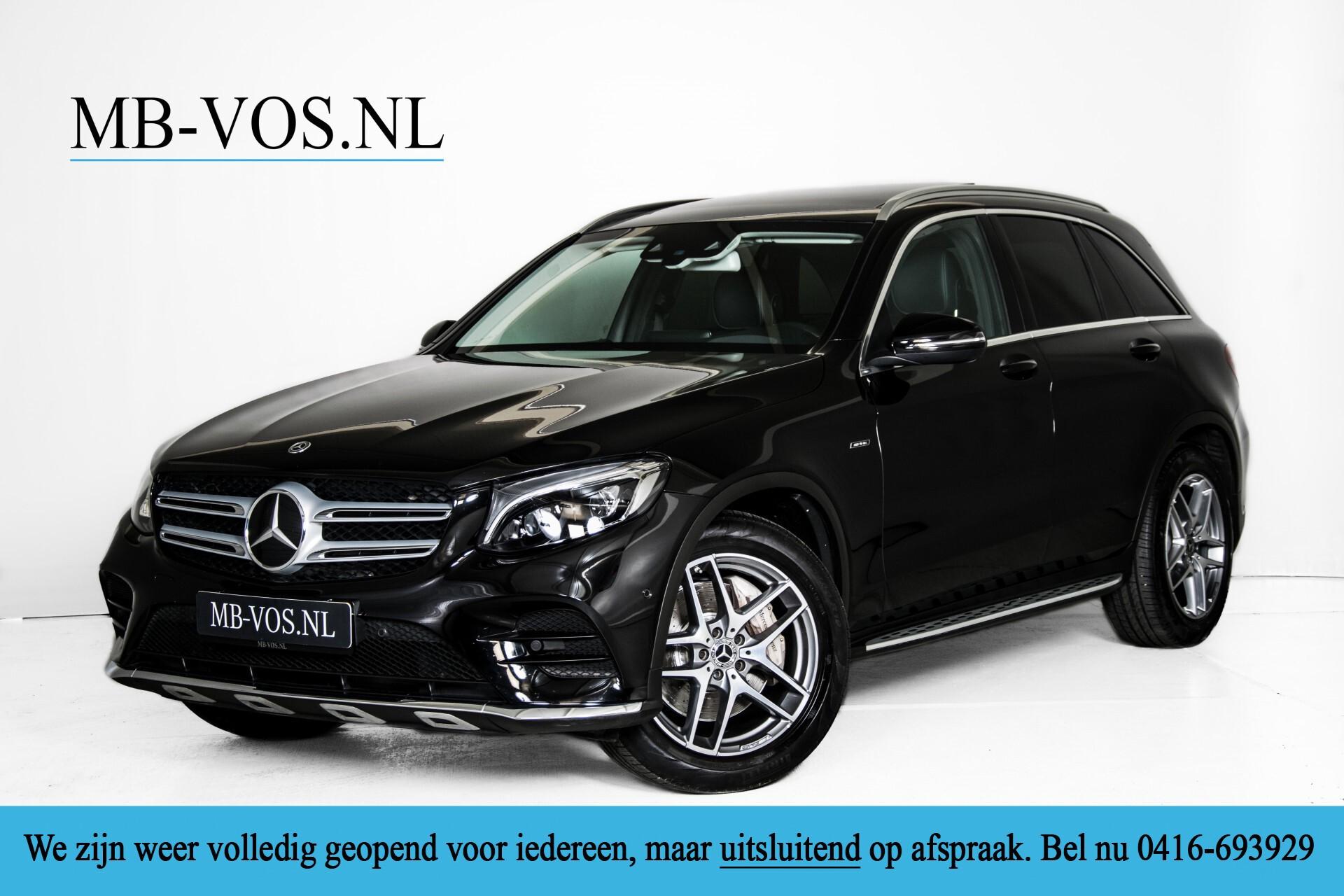 Mercedes-Benz GLC 220 d 4-M AMG/Distronic/Panorama/Comand/HUD/Afn-Trhk Aut9 Foto 1
