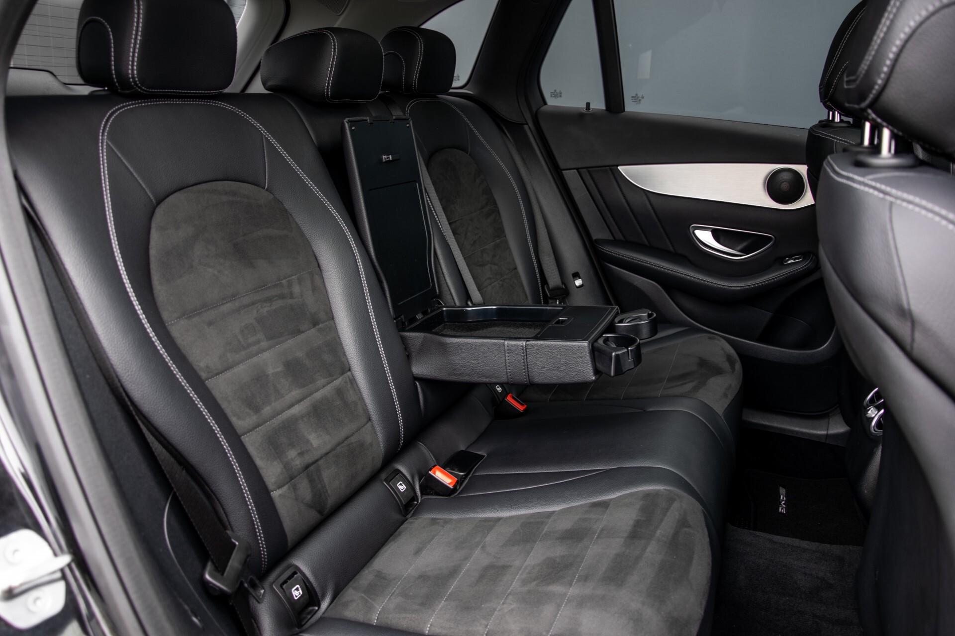 Mercedes-Benz GLC 220 d 4-M AMG/Distronic/Panorama/Comand/HUD/Afn-Trhk Aut9 Foto 5