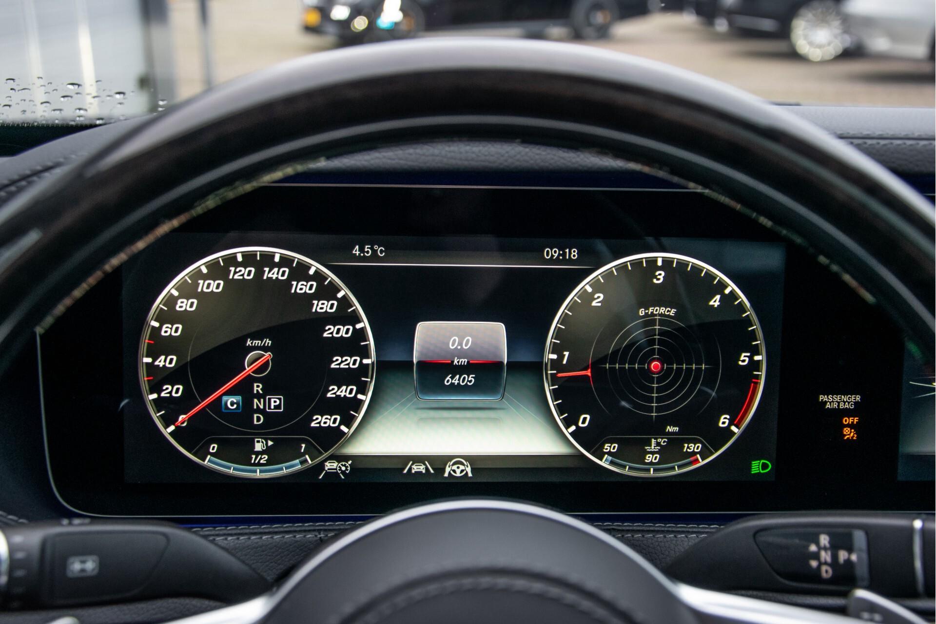 Mercedes-Benz S-Klasse 400d 4-M Lang AMG Standkachel/Massage/Distronic/Entertainment Aut9 Foto 12