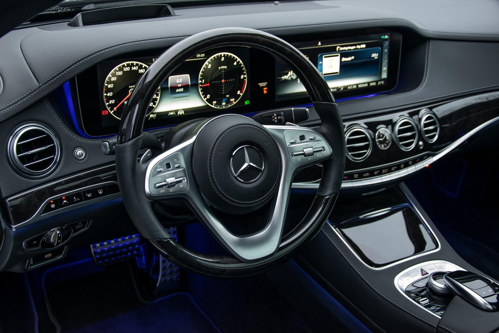 Mercedes-Benz S-Klasse 400d 4-M Lang AMG Standkachel/Massage/Distronic/Entertainment Aut9 Foto 17