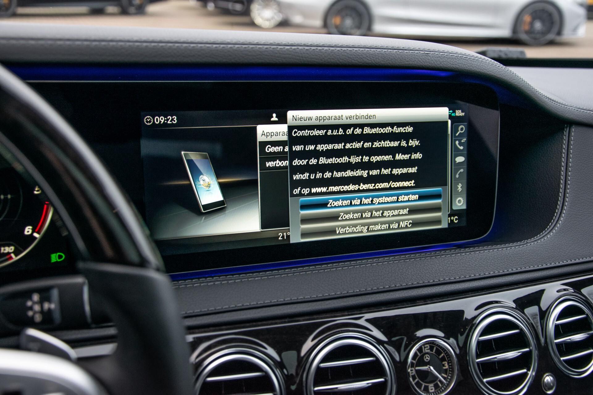 Mercedes-Benz S-Klasse 400d 4-M Lang AMG Standkachel/Massage/Distronic/Entertainment Aut9 Foto 22