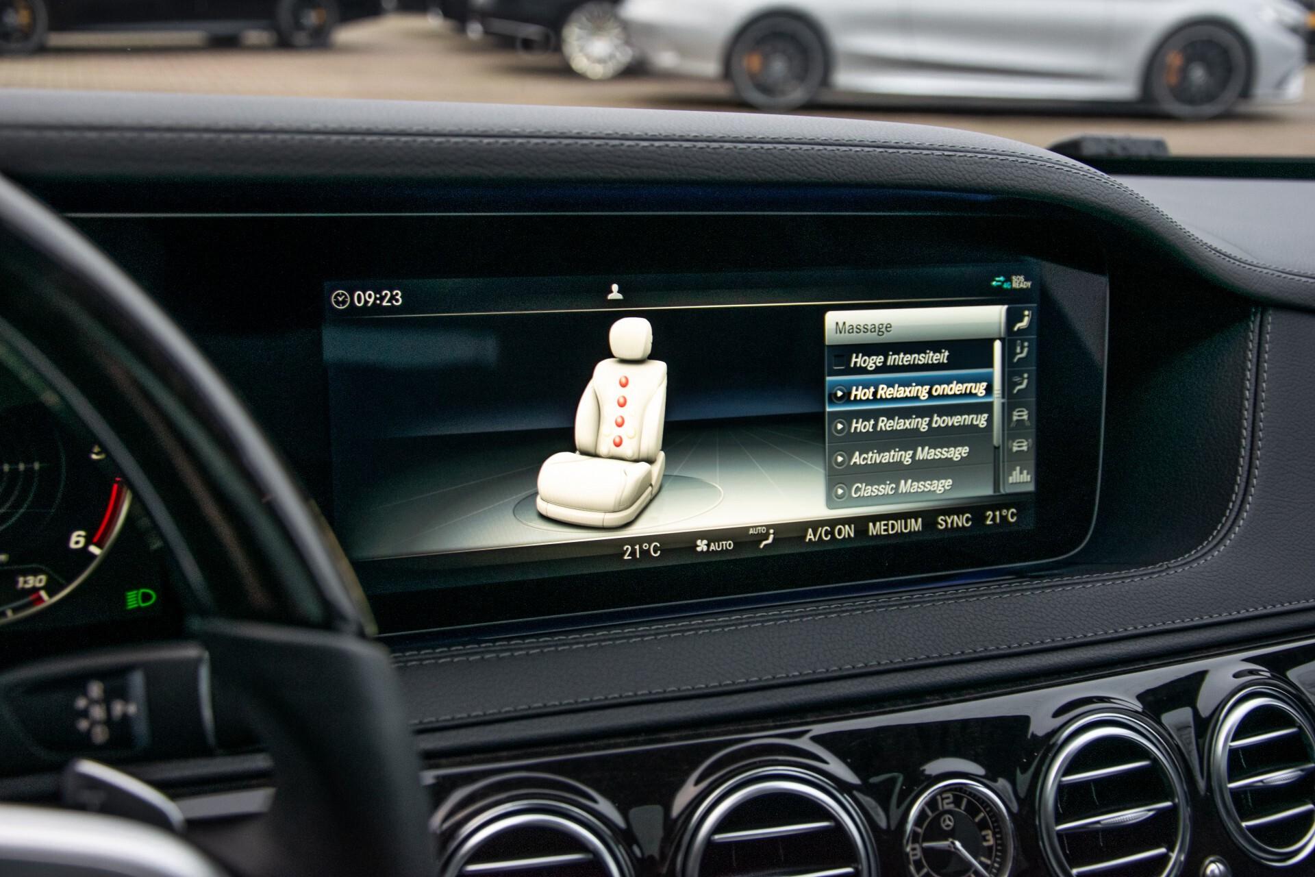 Mercedes-Benz S-Klasse 400d 4-M Lang AMG Standkachel/Massage/Distronic/Entertainment Aut9 Foto 24