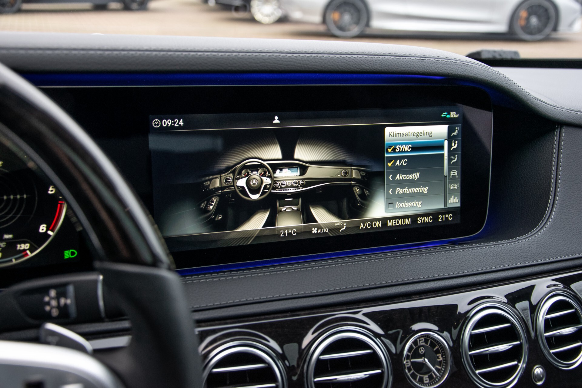 Mercedes-Benz S-Klasse 400d 4-M Lang AMG Standkachel/Massage/Distronic/Entertainment Aut9 Foto 26