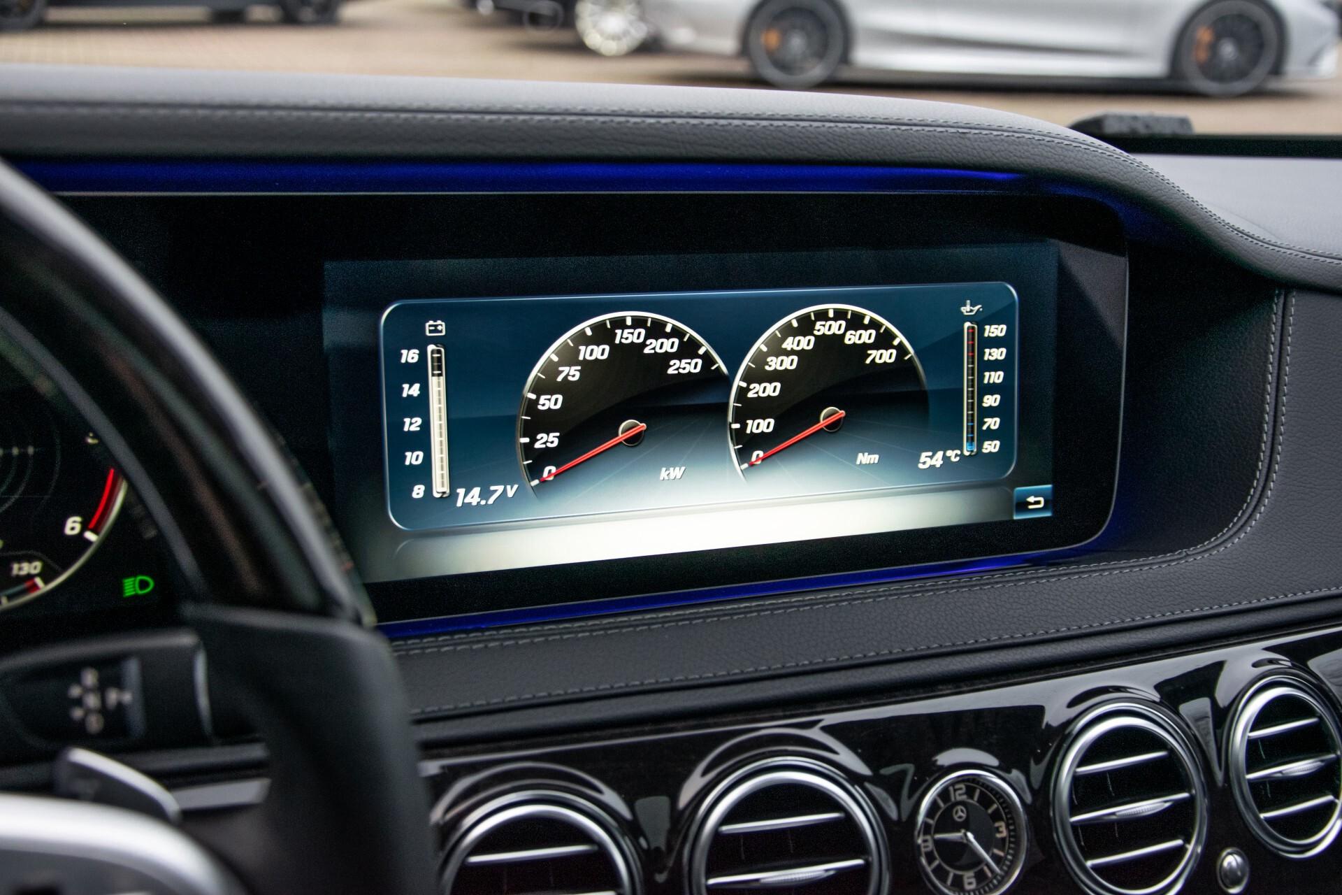 Mercedes-Benz S-Klasse 400d 4-M Lang AMG Standkachel/Massage/Distronic/Entertainment Aut9 Foto 30