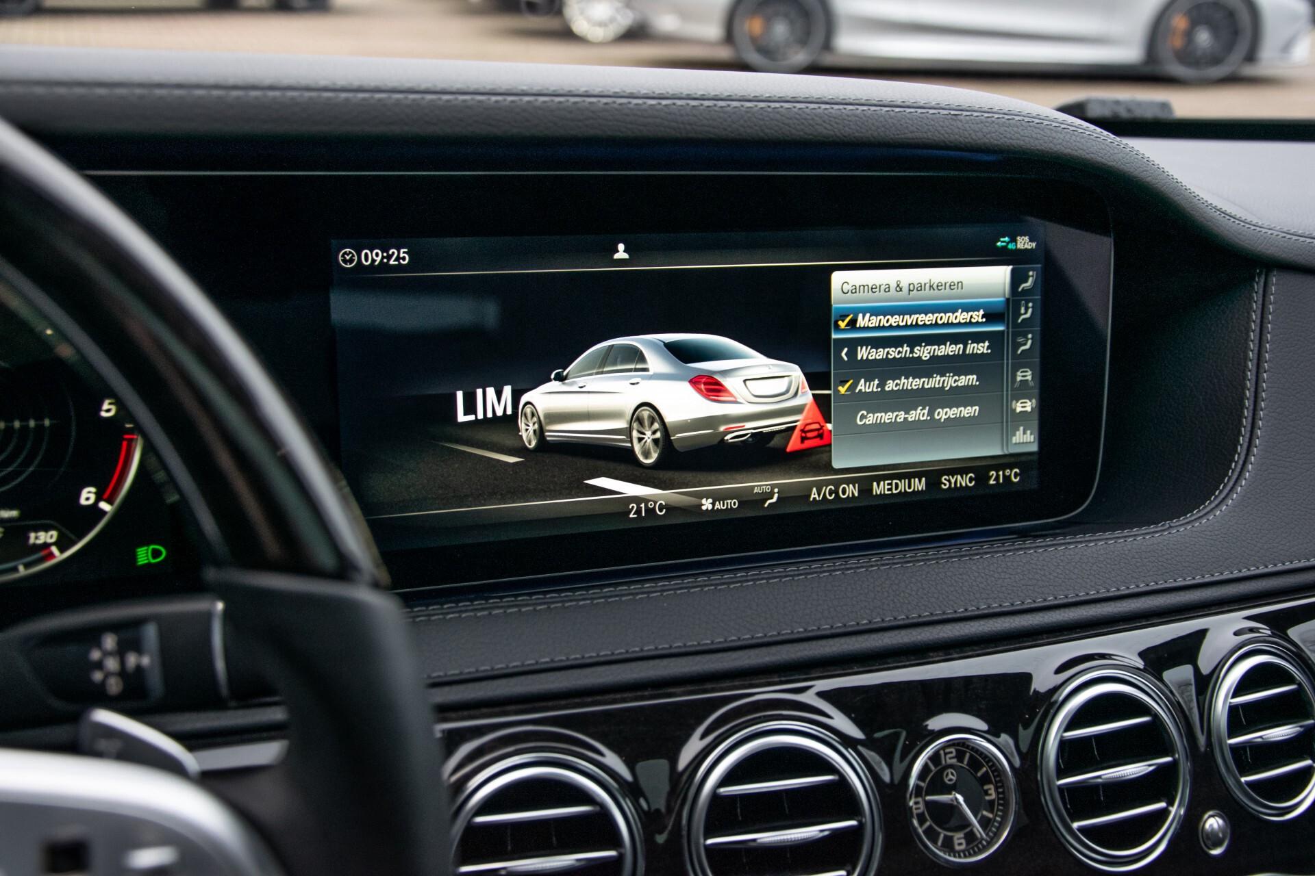 Mercedes-Benz S-Klasse 400d 4-M Lang AMG Standkachel/Massage/Distronic/Entertainment Aut9 Foto 32