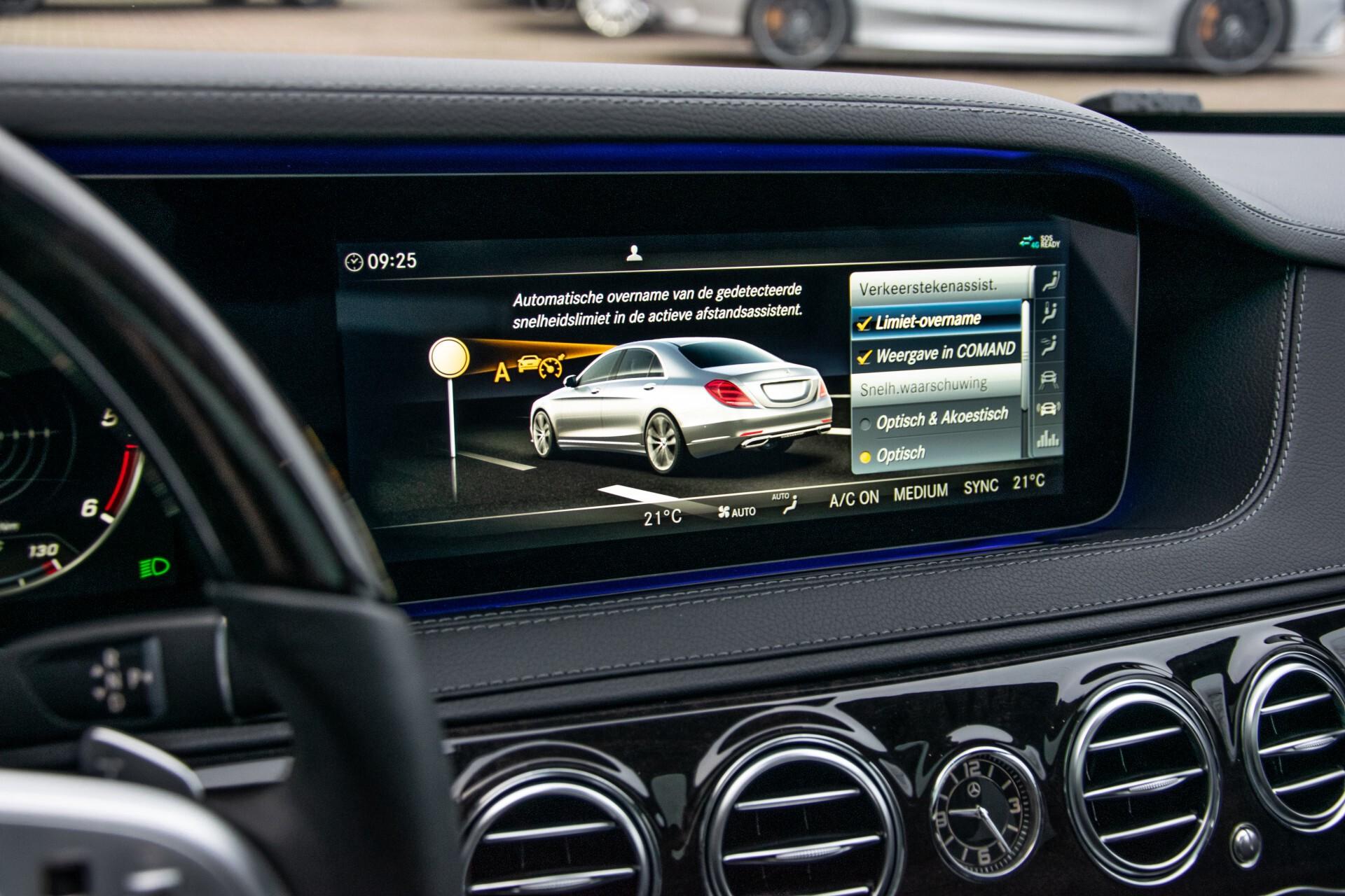 Mercedes-Benz S-Klasse 400d 4-M Lang AMG Standkachel/Massage/Distronic/Entertainment Aut9 Foto 34