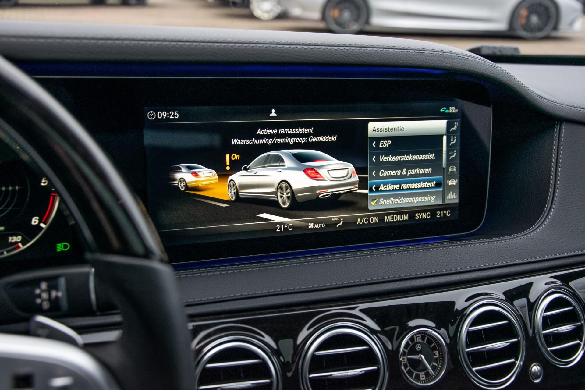 Mercedes-Benz S-Klasse 400d 4-M Lang AMG Standkachel/Massage/Distronic/Entertainment Aut9 Foto 36