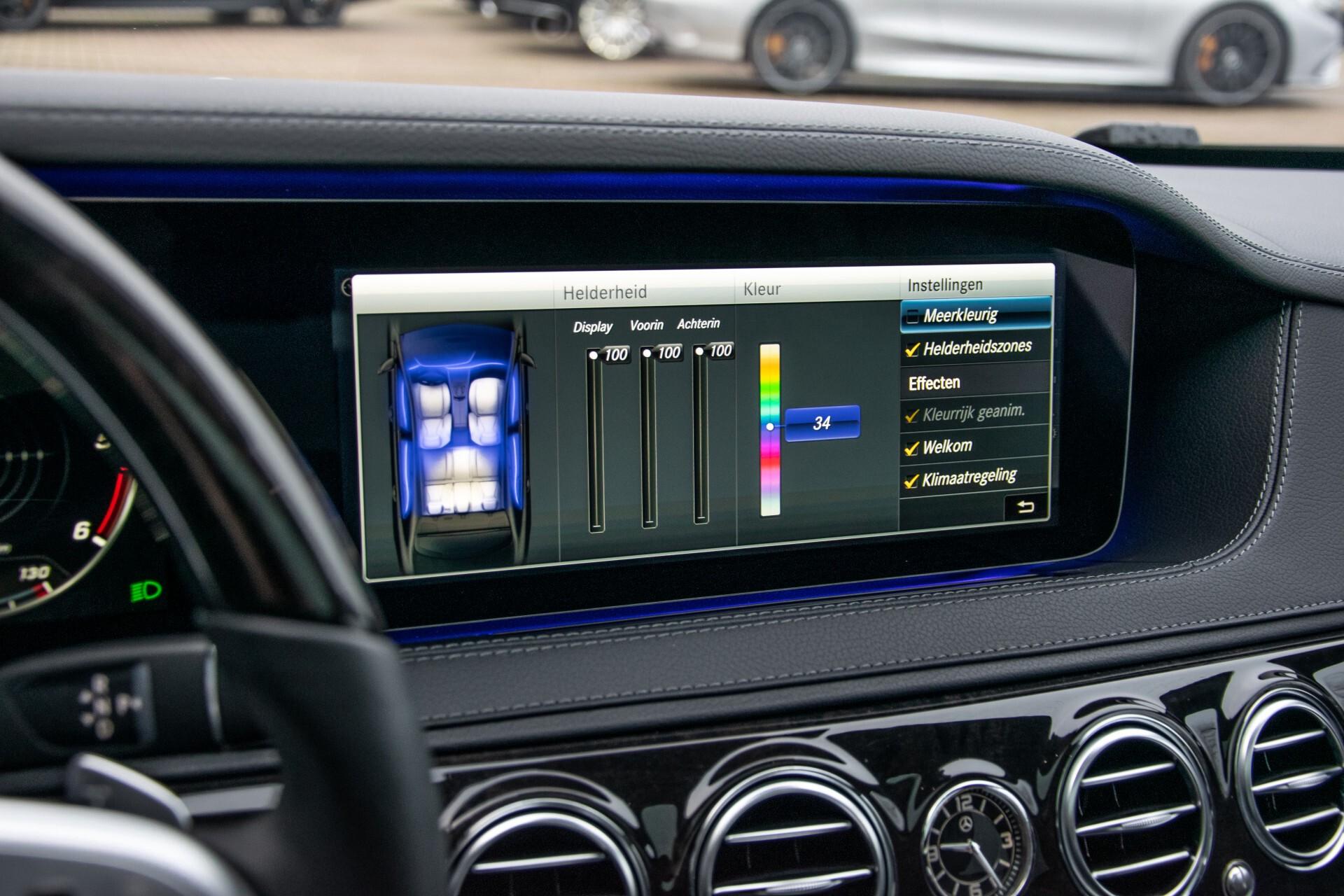 Mercedes-Benz S-Klasse 400d 4-M Lang AMG Standkachel/Massage/Distronic/Entertainment Aut9 Foto 38
