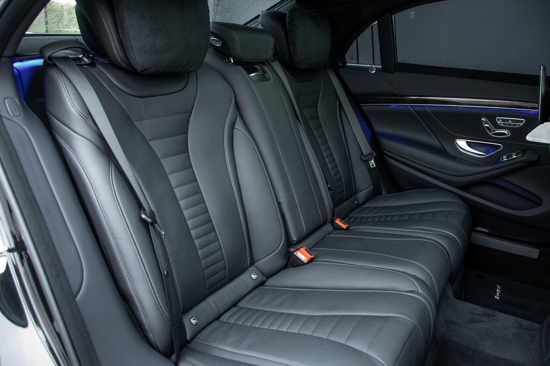 Mercedes-Benz S-Klasse 400d 4-M Lang AMG Standkachel/Massage/Distronic/Entertainment Aut9 Foto 4