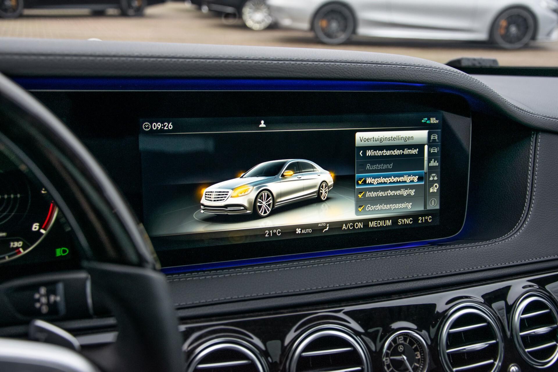 Mercedes-Benz S-Klasse 400d 4-M Lang AMG Standkachel/Massage/Distronic/Entertainment Aut9 Foto 40