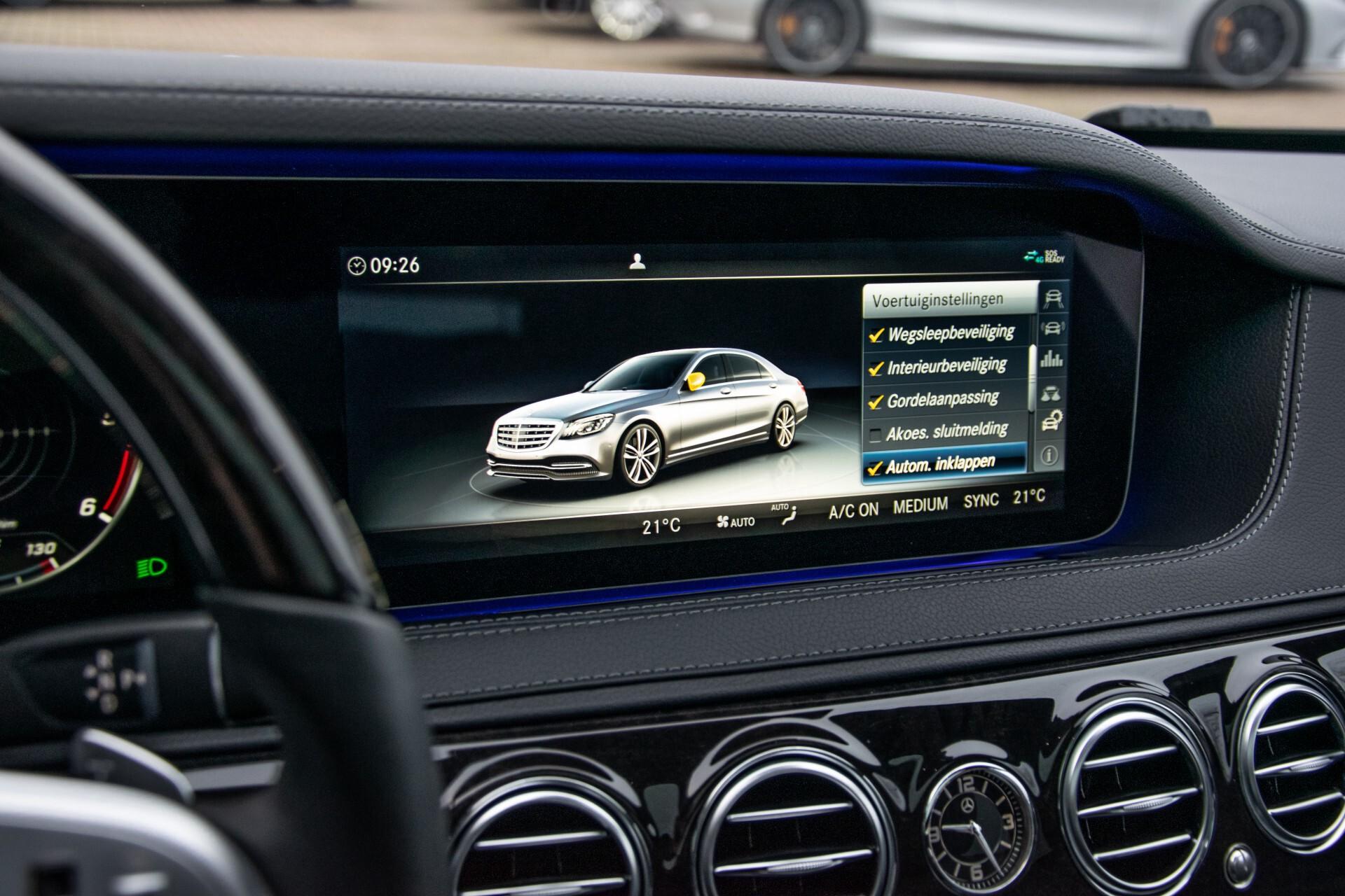 Mercedes-Benz S-Klasse 400d 4-M Lang AMG Standkachel/Massage/Distronic/Entertainment Aut9 Foto 42