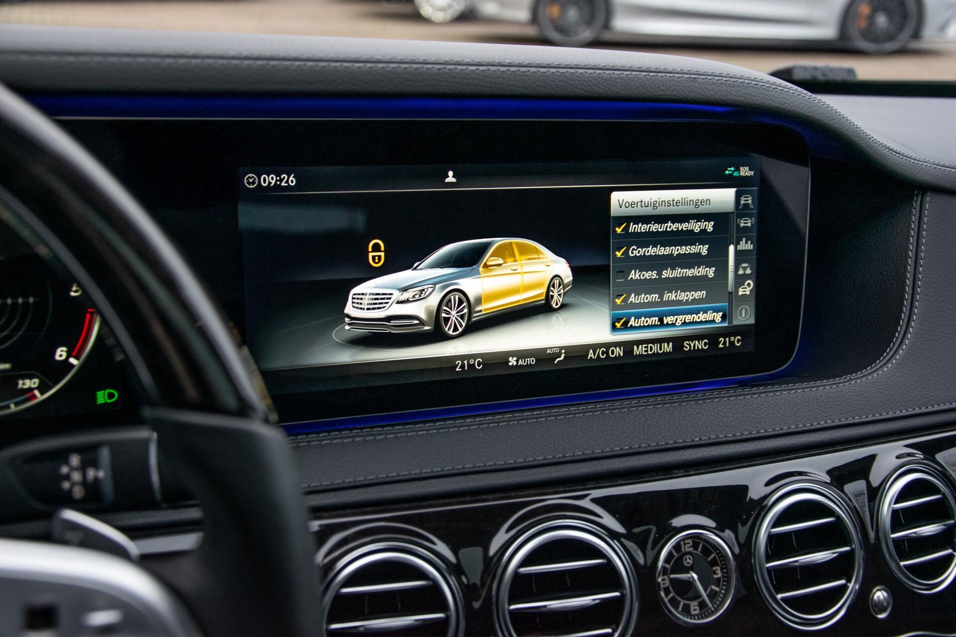 Mercedes-Benz S-Klasse 400d 4-M Lang AMG Standkachel/Massage/Distronic/Entertainment Aut9 Foto 44