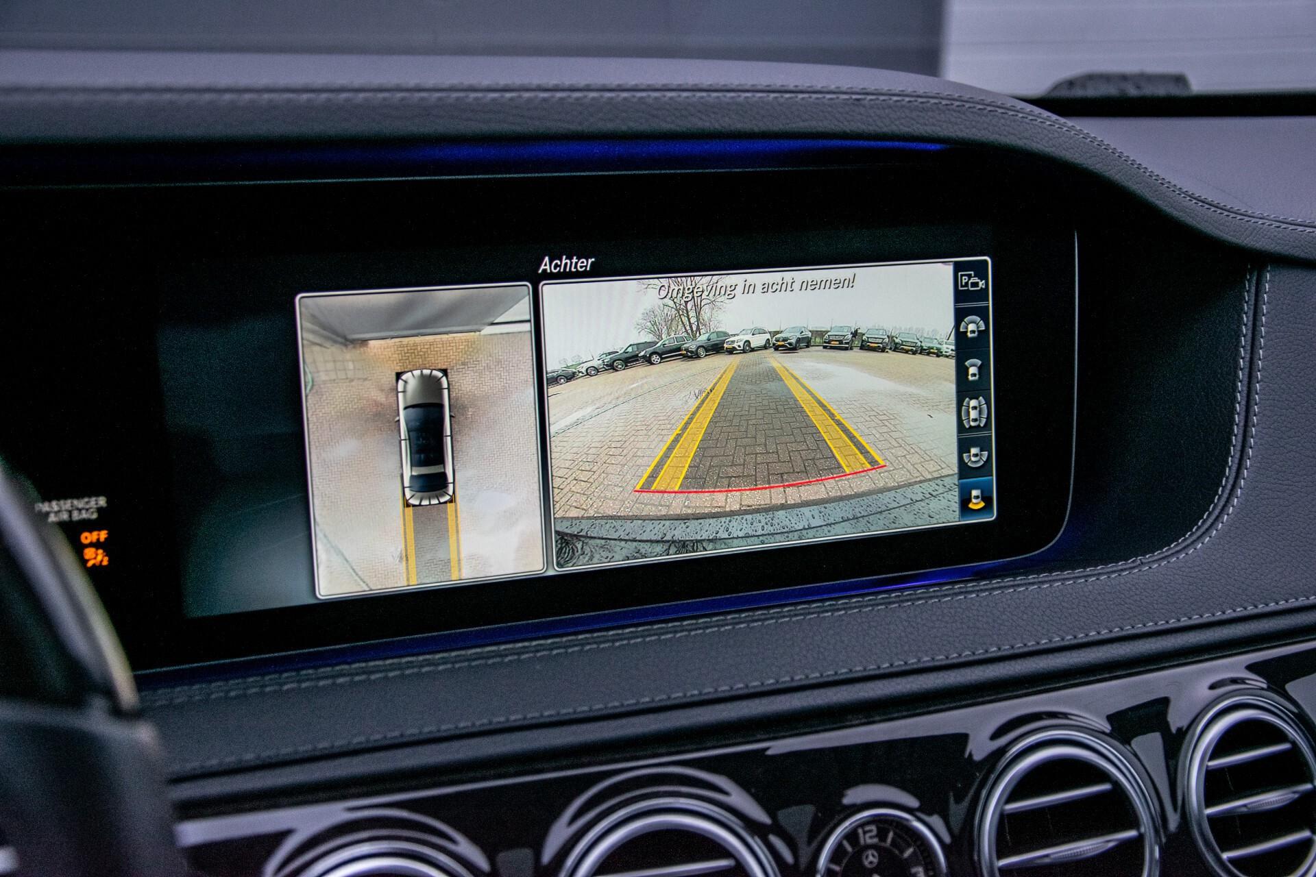 Mercedes-Benz S-Klasse 400d 4-M Lang AMG Standkachel/Massage/Distronic/Entertainment Aut9 Foto 46