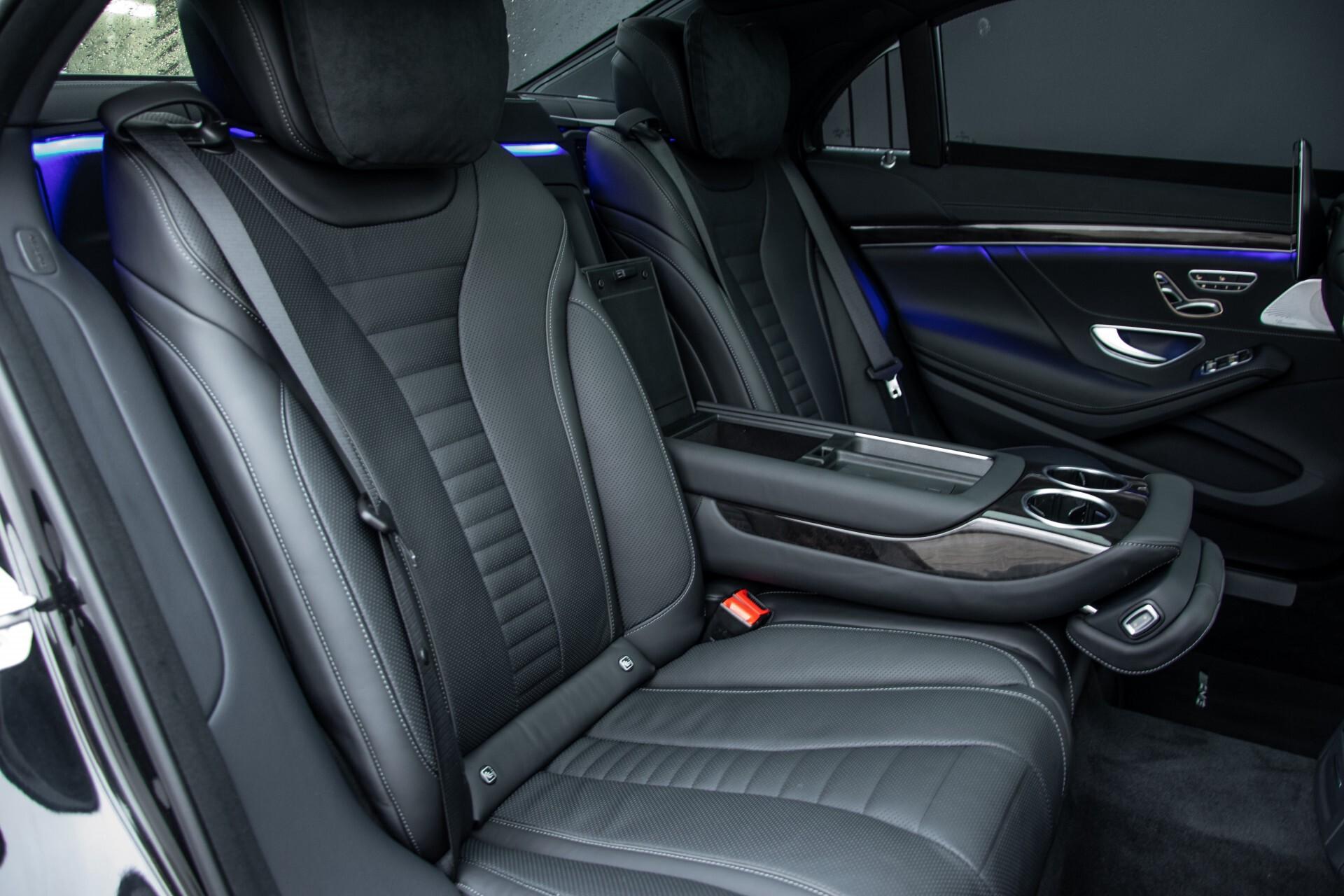 Mercedes-Benz S-Klasse 400d 4-M Lang AMG Standkachel/Massage/Distronic/Entertainment Aut9 Foto 5