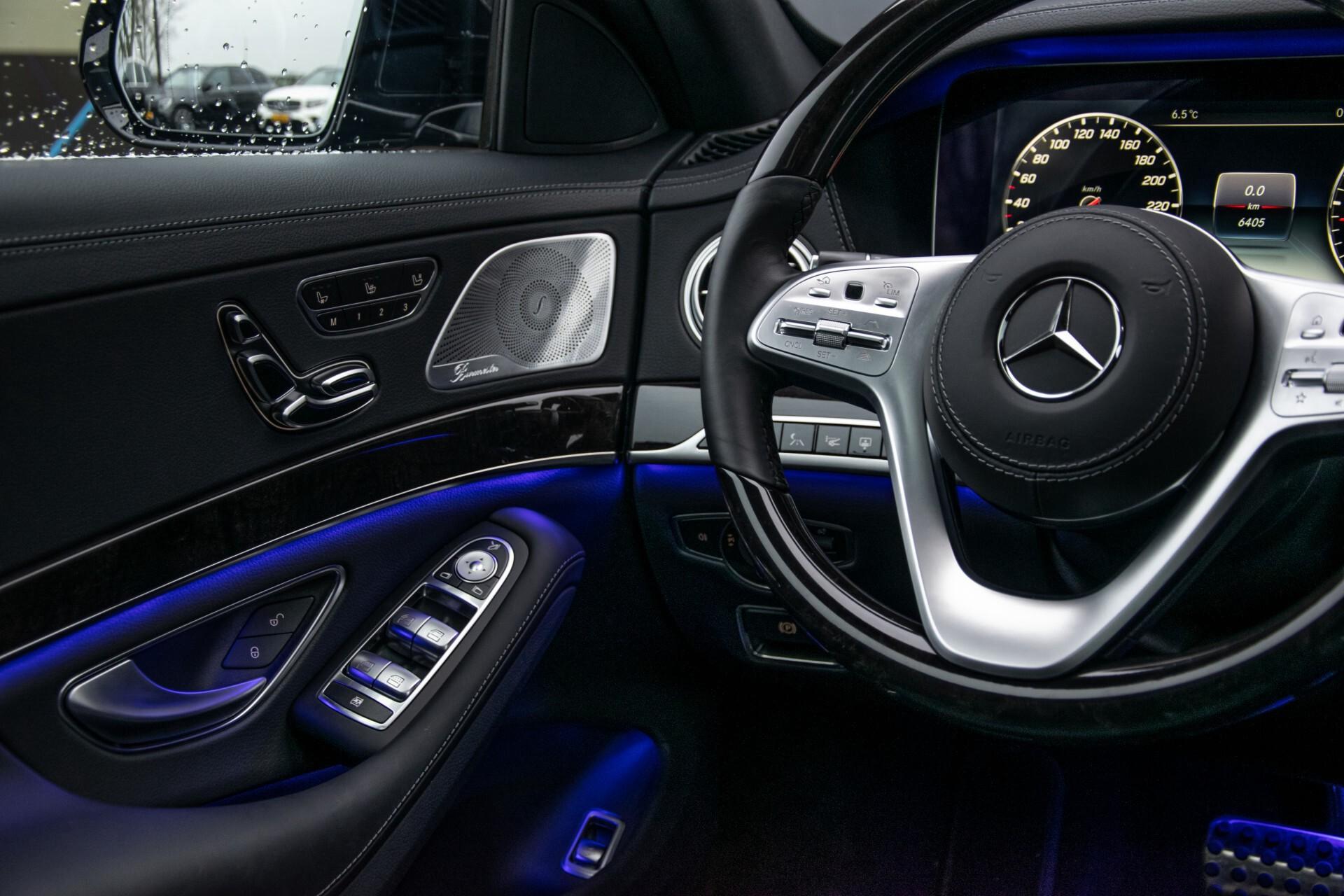 Mercedes-Benz S-Klasse 400d 4-M Lang AMG Standkachel/Massage/Distronic/Entertainment Aut9 Foto 50