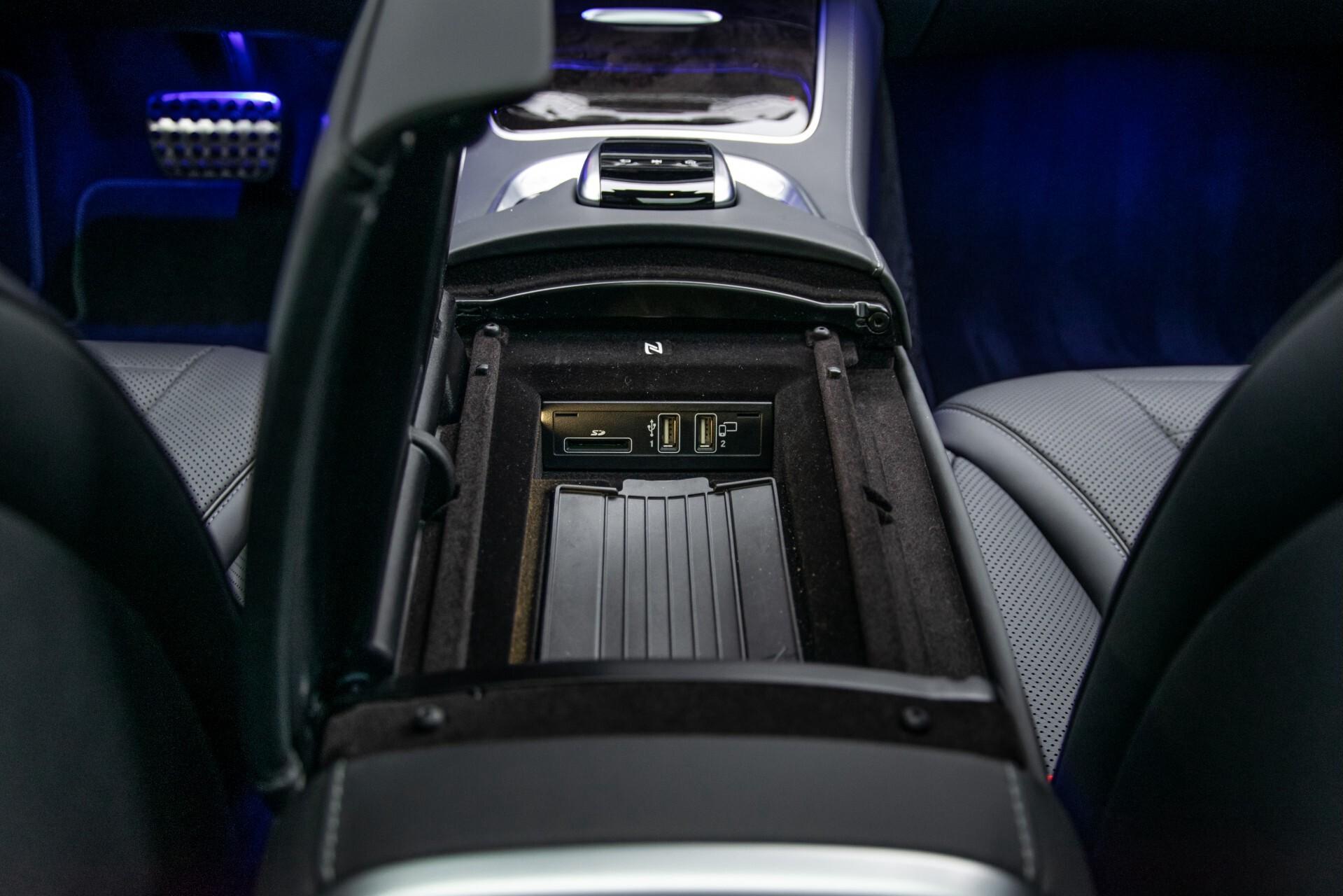 Mercedes-Benz S-Klasse 400d 4-M Lang AMG Standkachel/Massage/Distronic/Entertainment Aut9 Foto 53