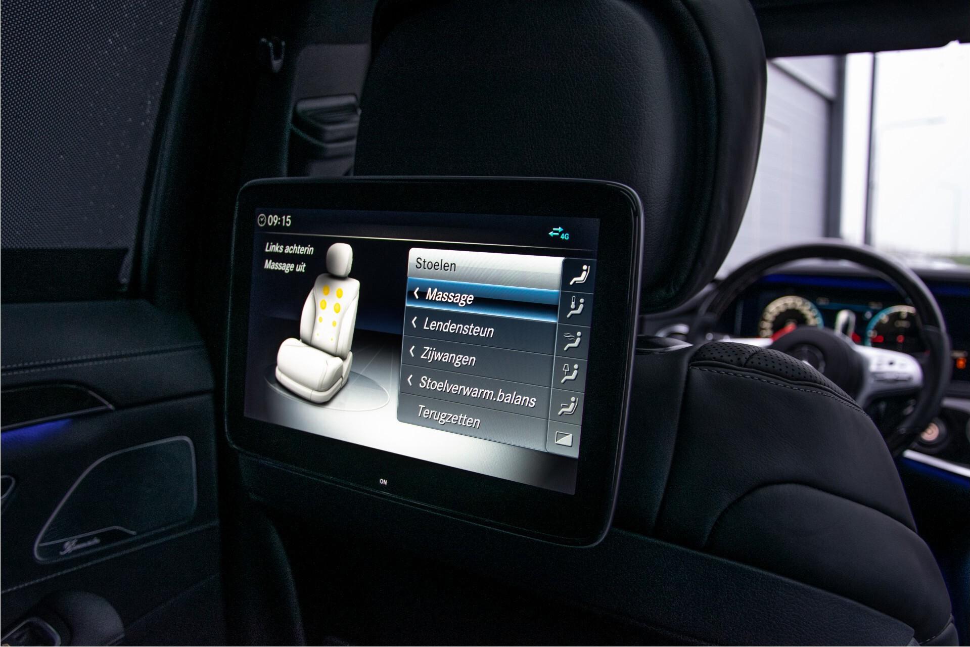 Mercedes-Benz S-Klasse 400d 4-M Lang AMG Standkachel/Massage/Distronic/Entertainment Aut9 Foto 55