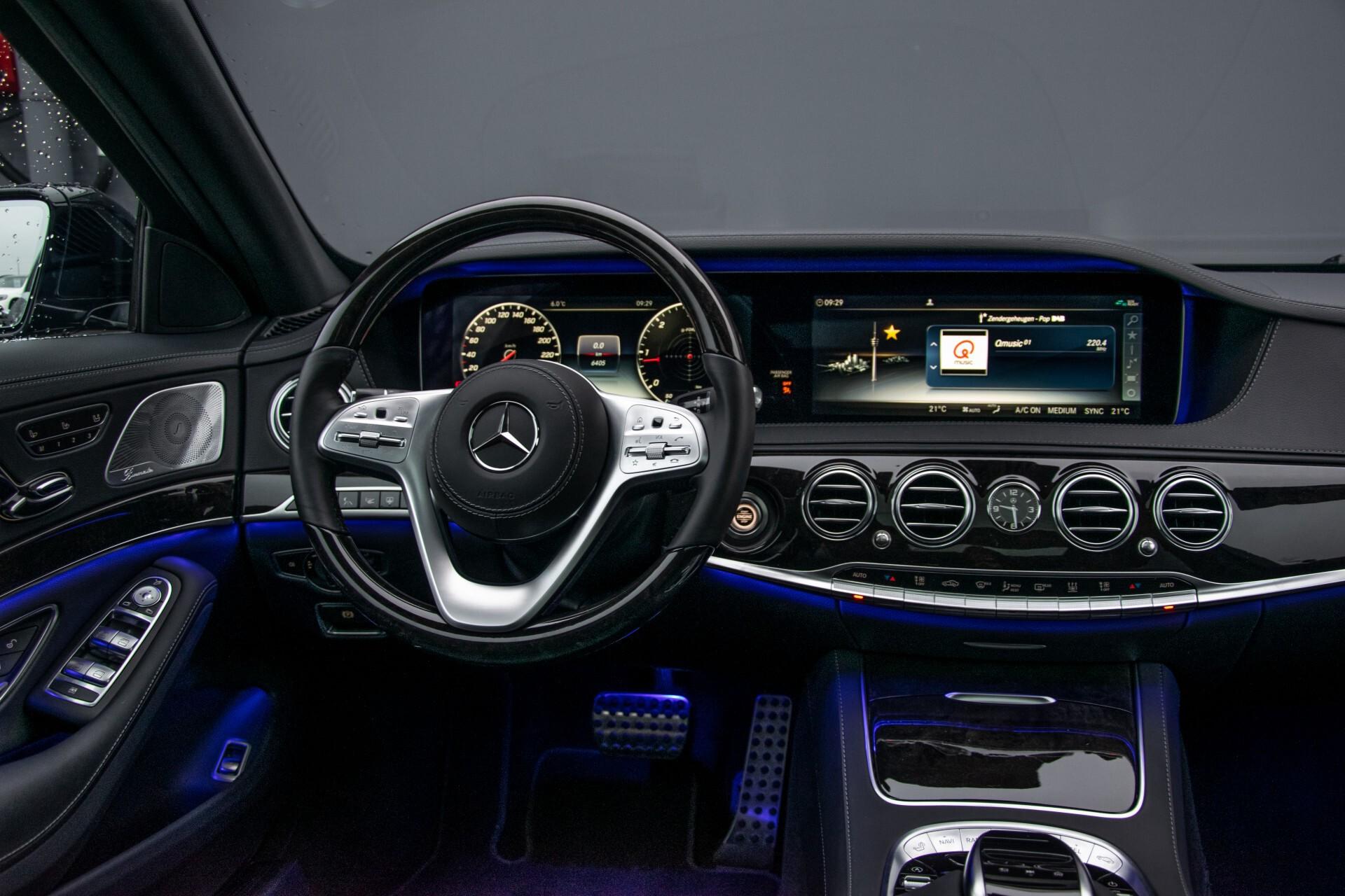 Mercedes-Benz S-Klasse 400d 4-M Lang AMG Standkachel/Massage/Distronic/Entertainment Aut9 Foto 6