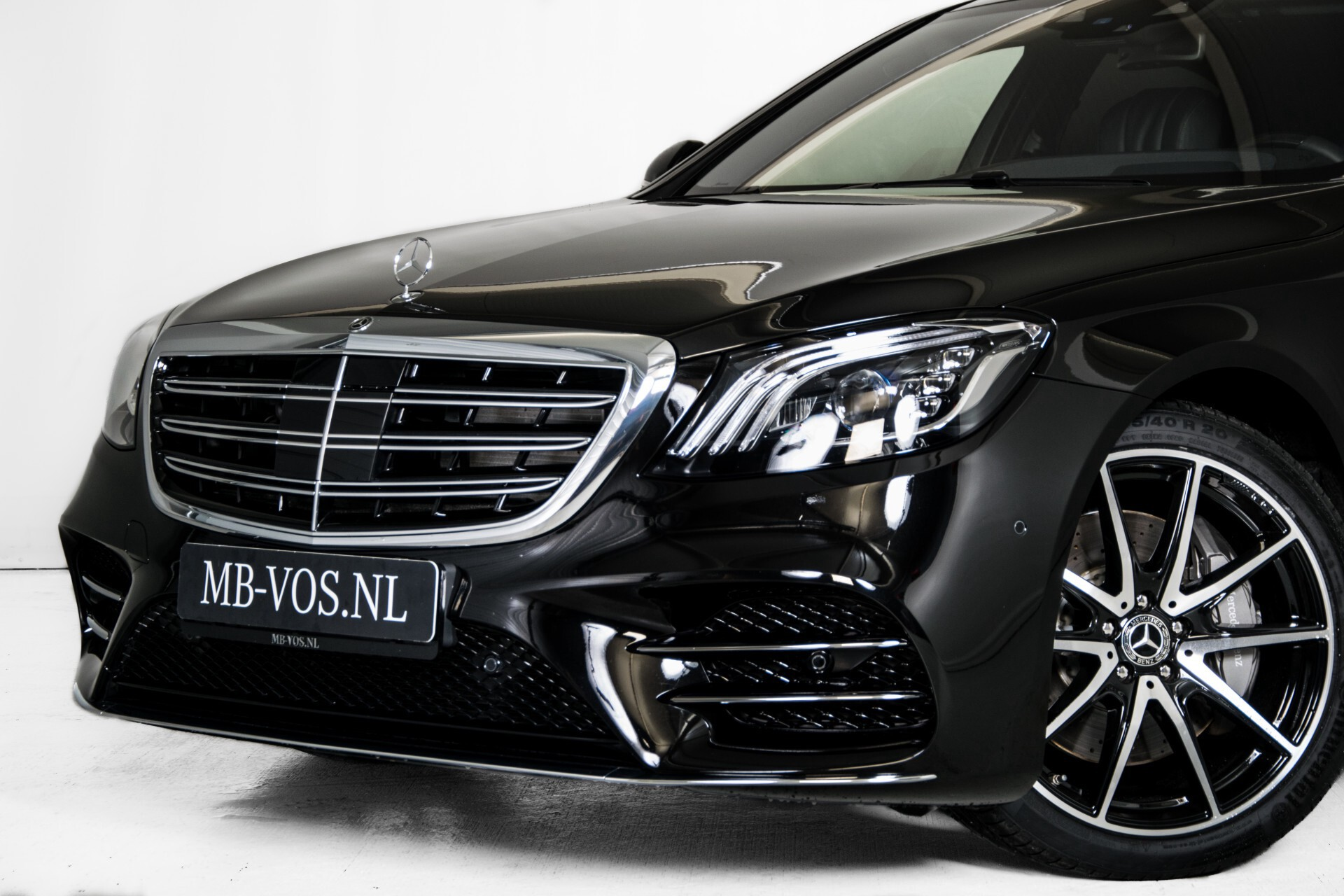 Mercedes-Benz S-Klasse 400d 4-M Lang AMG Standkachel/Massage/Distronic/Entertainment Aut9 Foto 60