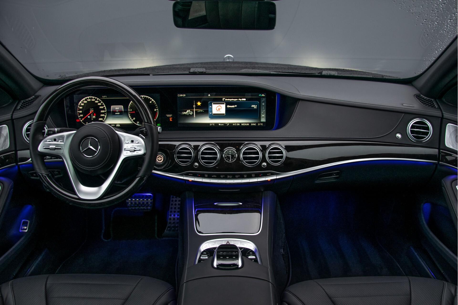 Mercedes-Benz S-Klasse 400d 4-M Lang AMG Standkachel/Massage/Distronic/Entertainment Aut9 Foto 7