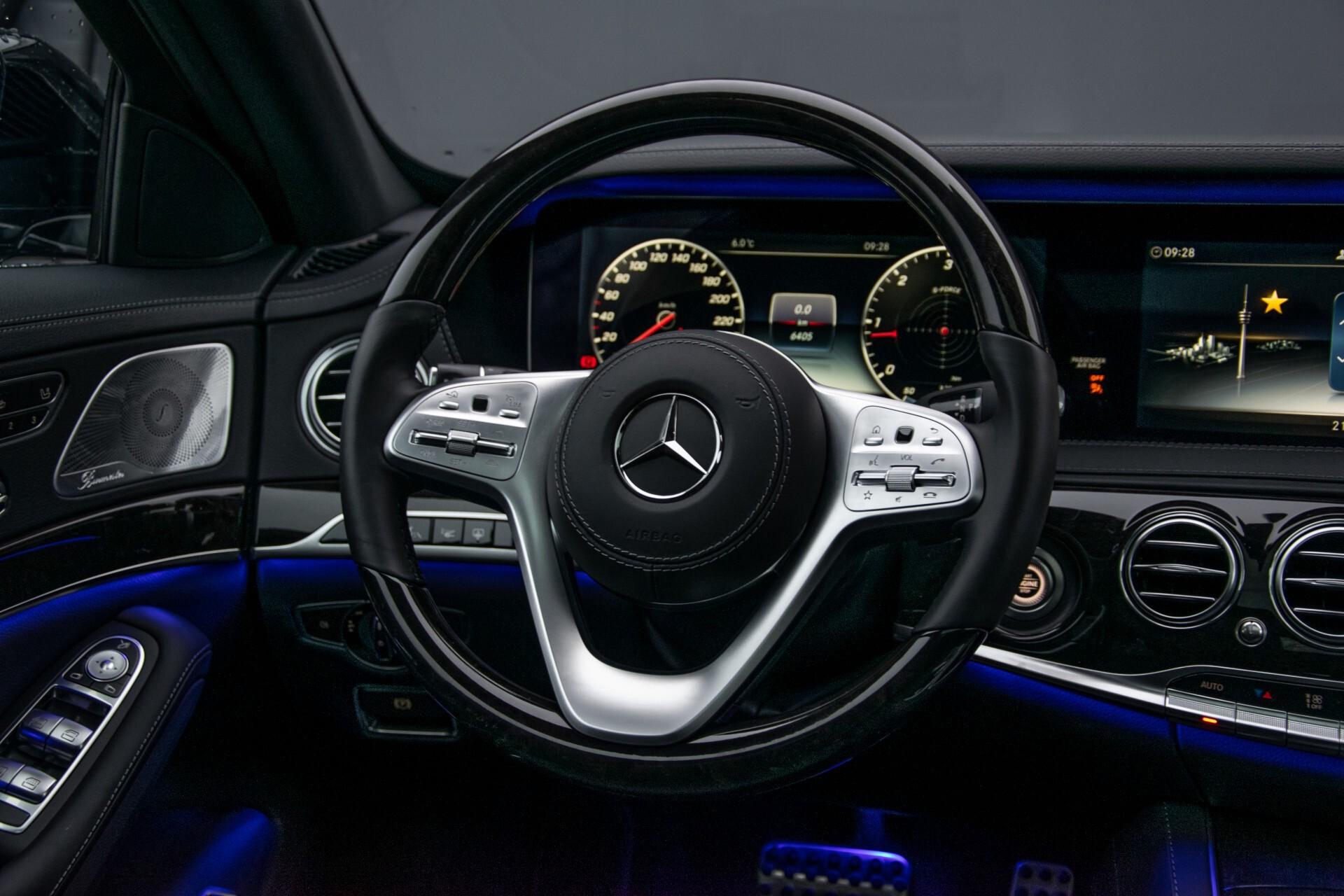 Mercedes-Benz S-Klasse 400d 4-M Lang AMG Standkachel/Massage/Distronic/Entertainment Aut9 Foto 8