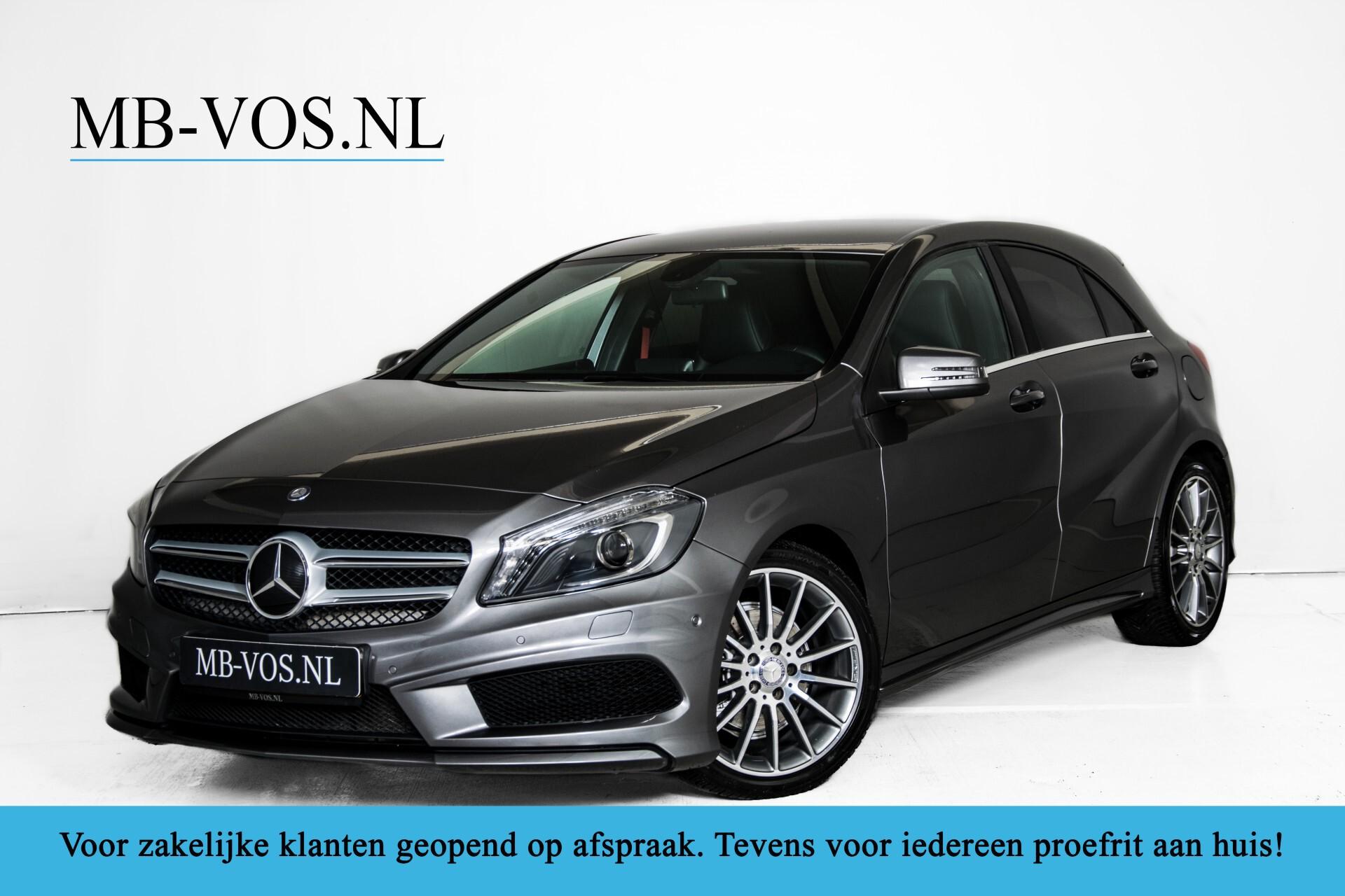 Mercedes-Benz A-Klasse 180 AMG Dynamic Handling/Camera/Xenon/Navi/Privacy Aut7 Foto 1